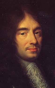 Портрет Шарля Перро, 1665