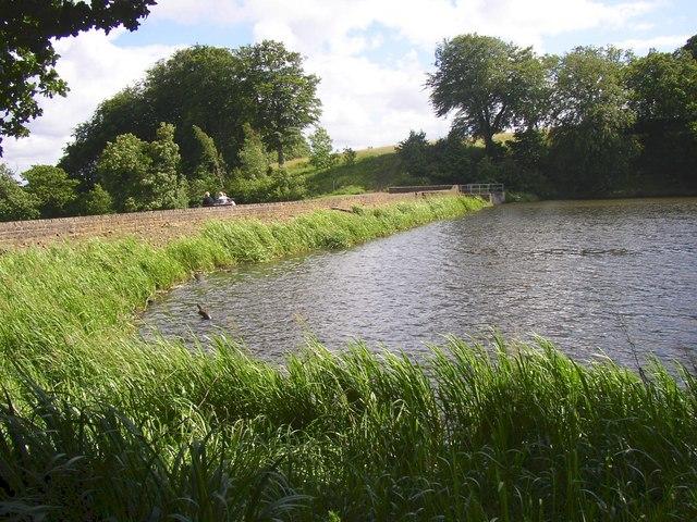 Chellow Dean Reservoir, Heaton - Allerton, Bradford - geograph.org.uk - 489953