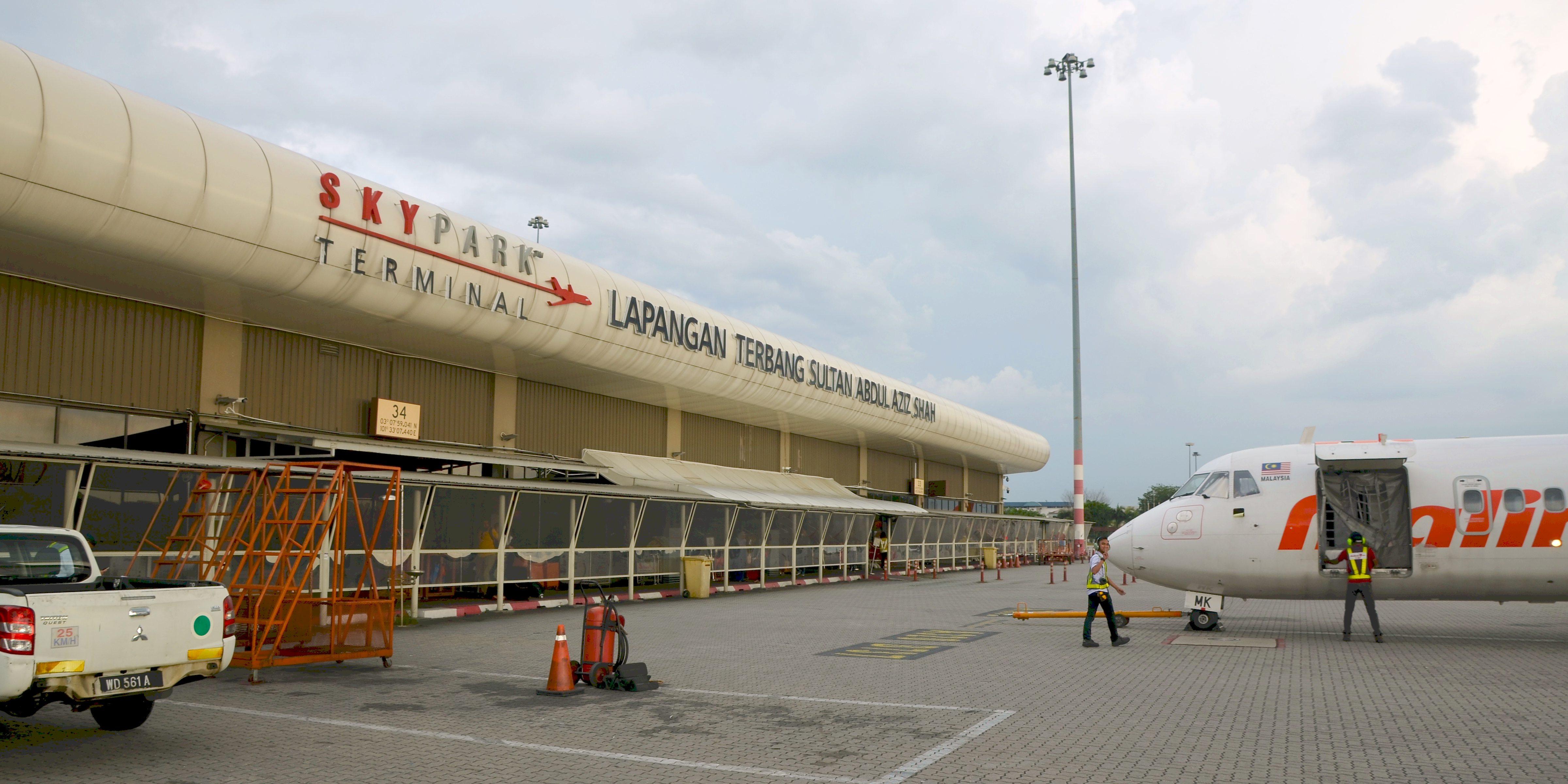 Kl sentral to subang airport
