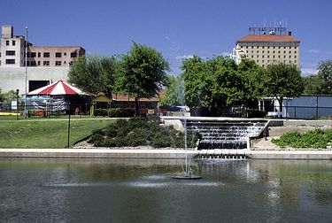 Fountains on the Concho River Conchosa.jpg