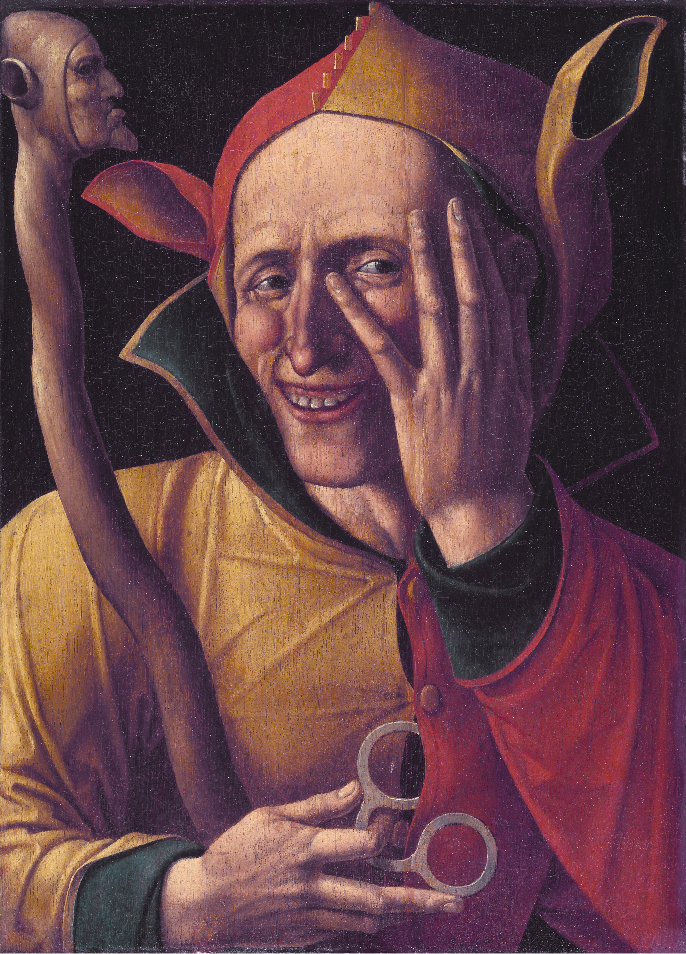 Fool From The Universal Waite Tarot: 105 Best Jester, Fool... Images On Pinterest