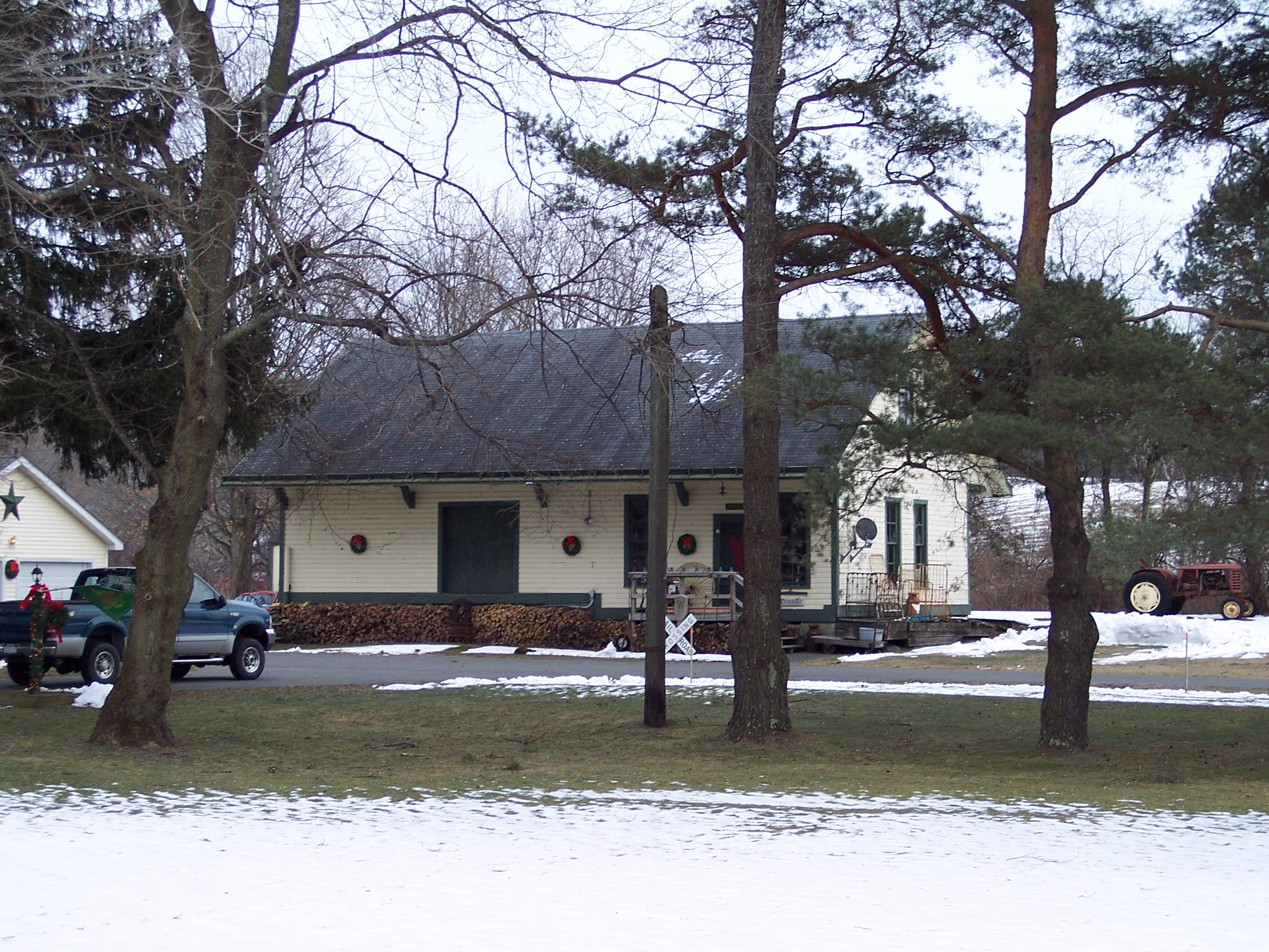Craryville station - Wikipedia