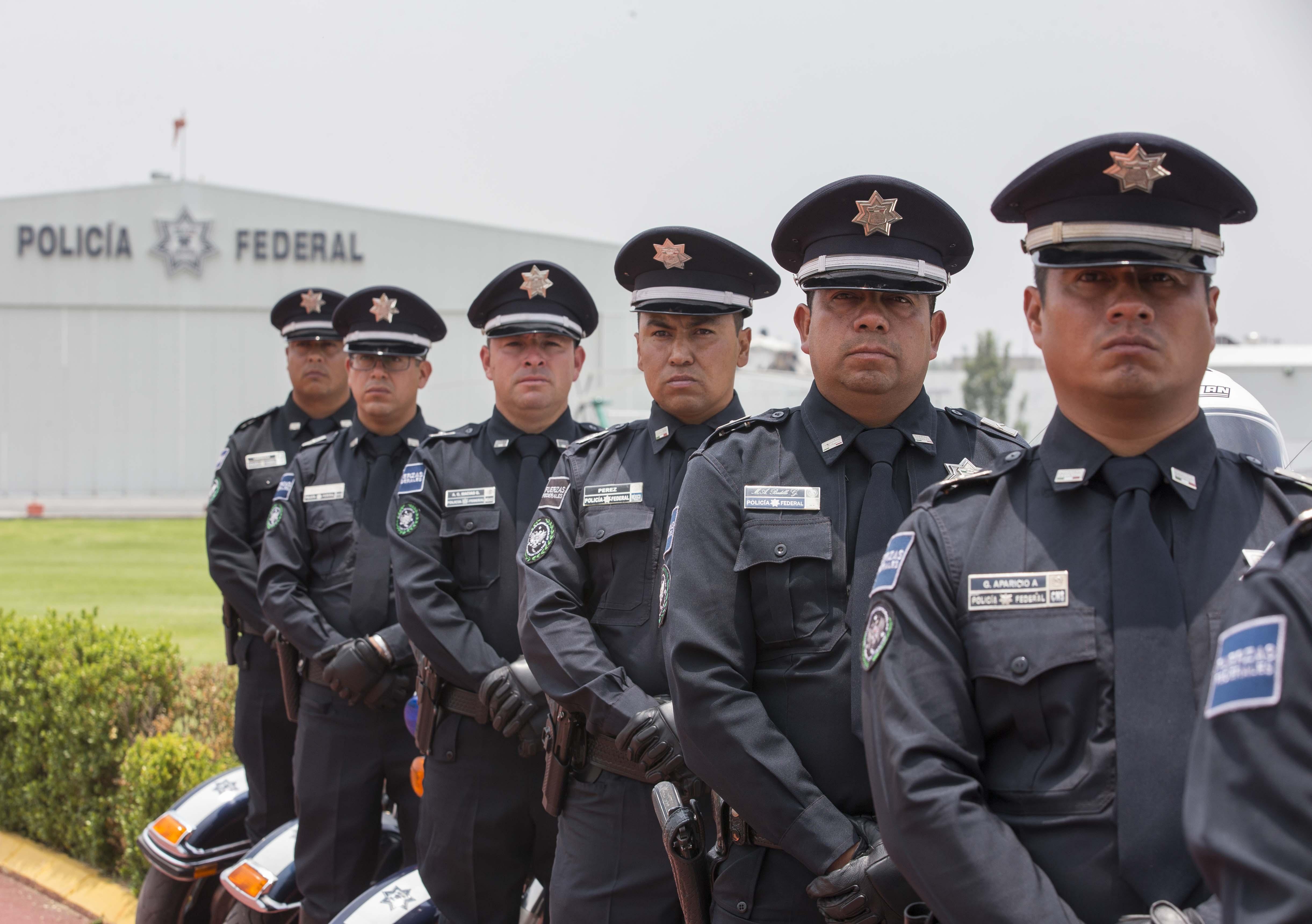 Policía Federal México Wikipedia La Enciclopedia Libre