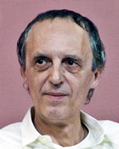 Dario Argento at the Brussels International Fantastic Film Festival in 2007