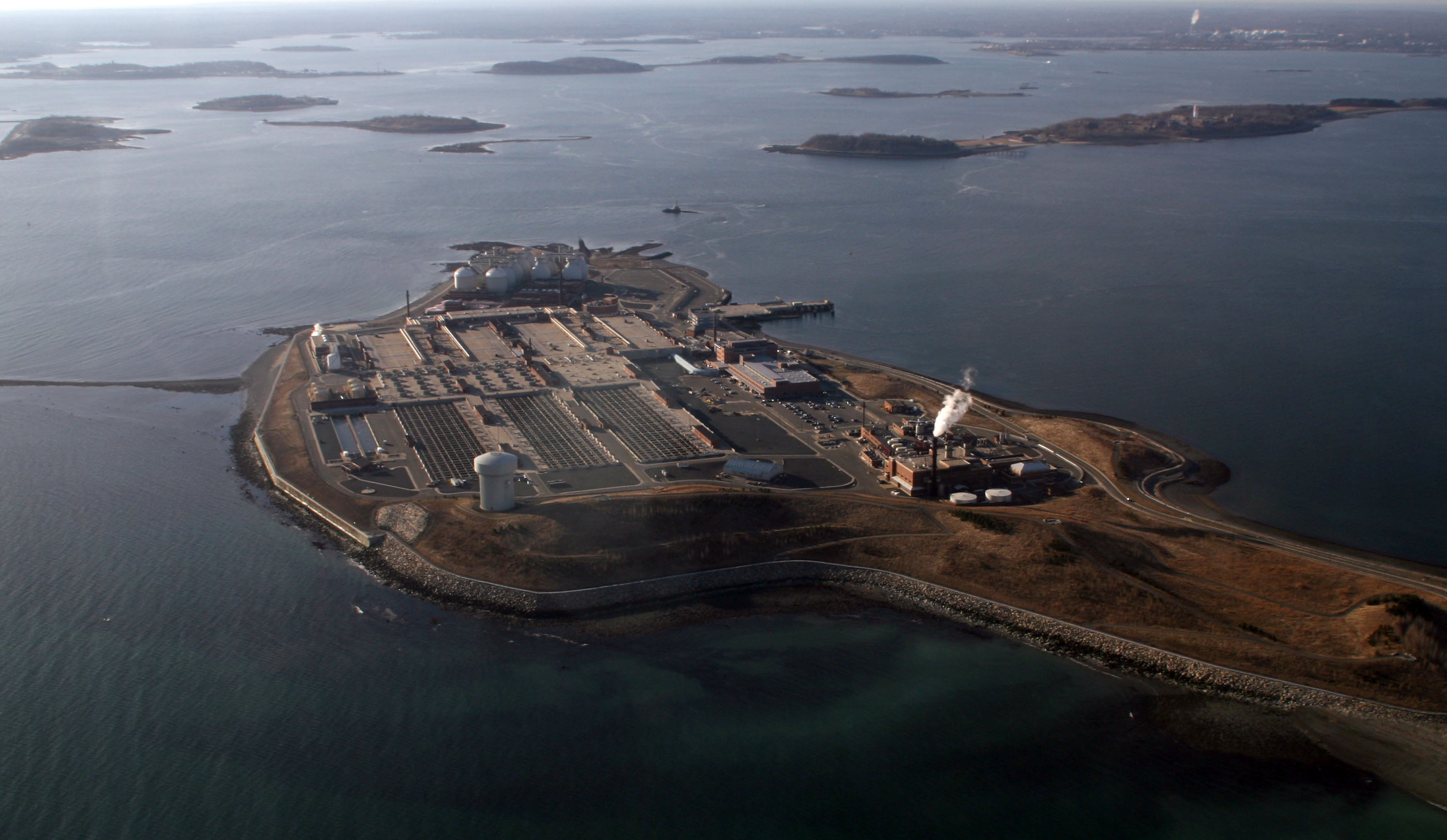 File Deer Island Waste Water Treatment Plant Jpg