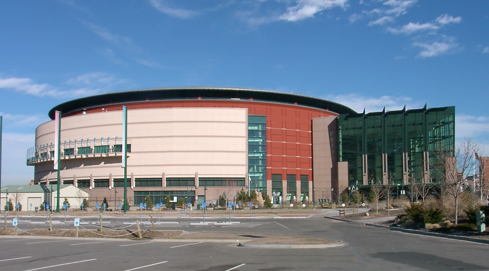 Pepsi Center: Tim's Sports World: Wide World Of Sports Venue-January 8