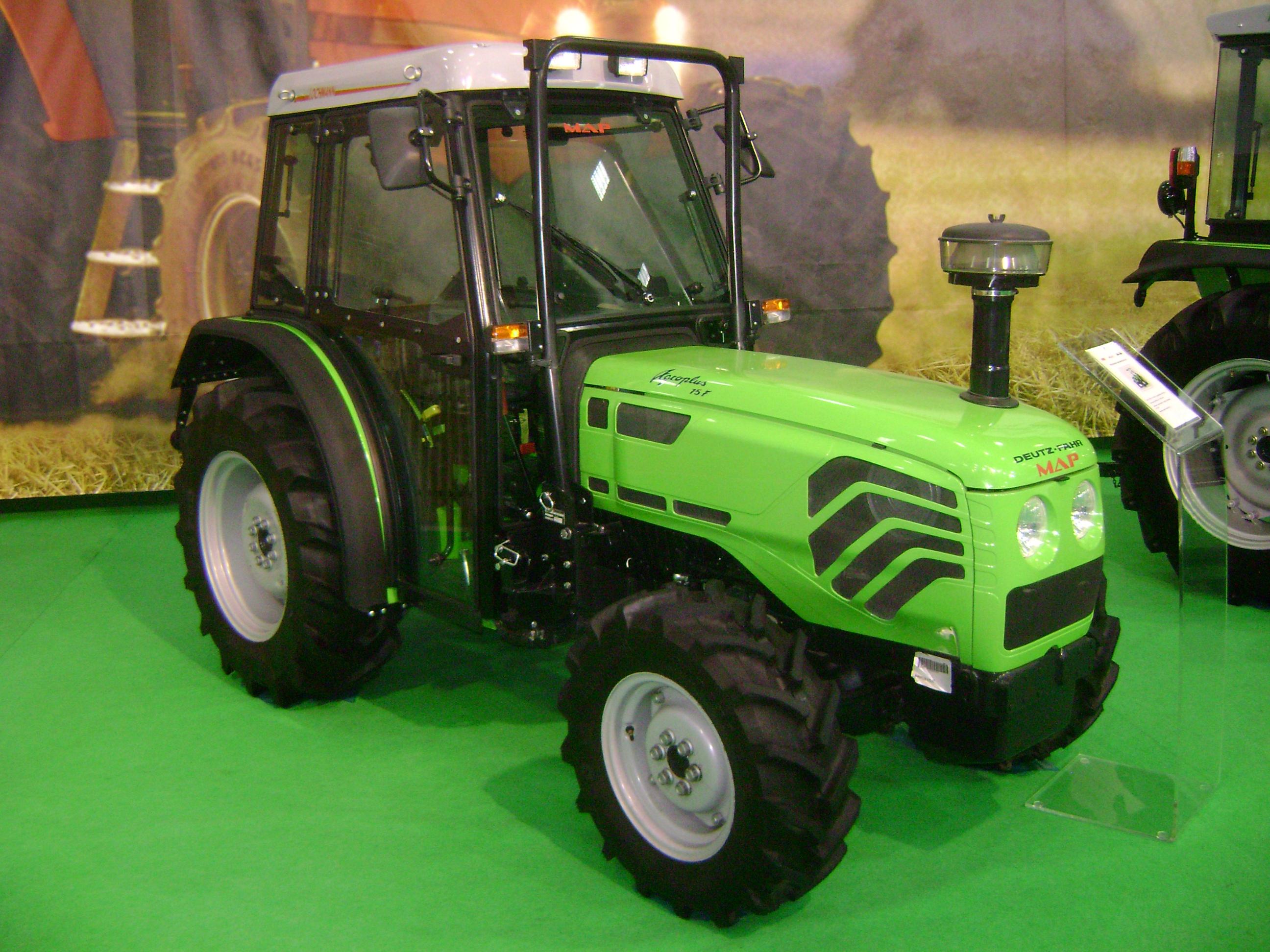 tractors deutz fahr autos post. Black Bedroom Furniture Sets. Home Design Ideas