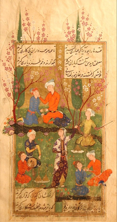 Hafez for Divan of hafiz