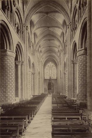 Arquitectura normanda wikipedia la enciclopedia libre for Catedral de durham interior