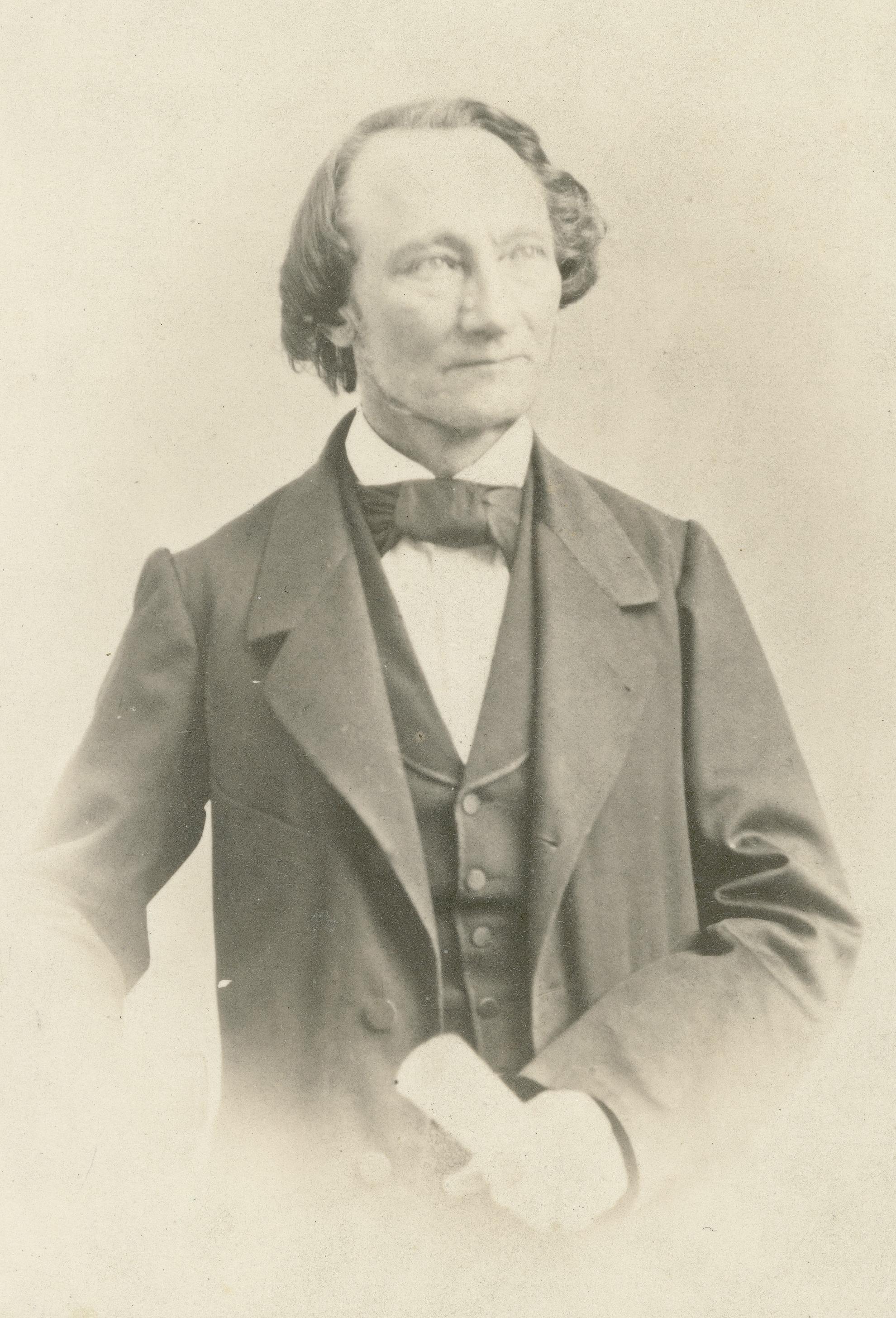 Gottfried Ludwig Theobald, c. 1870