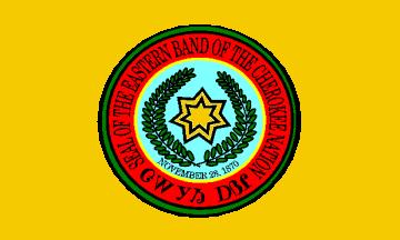 Soubor:Easternbandcherokeeflag.png