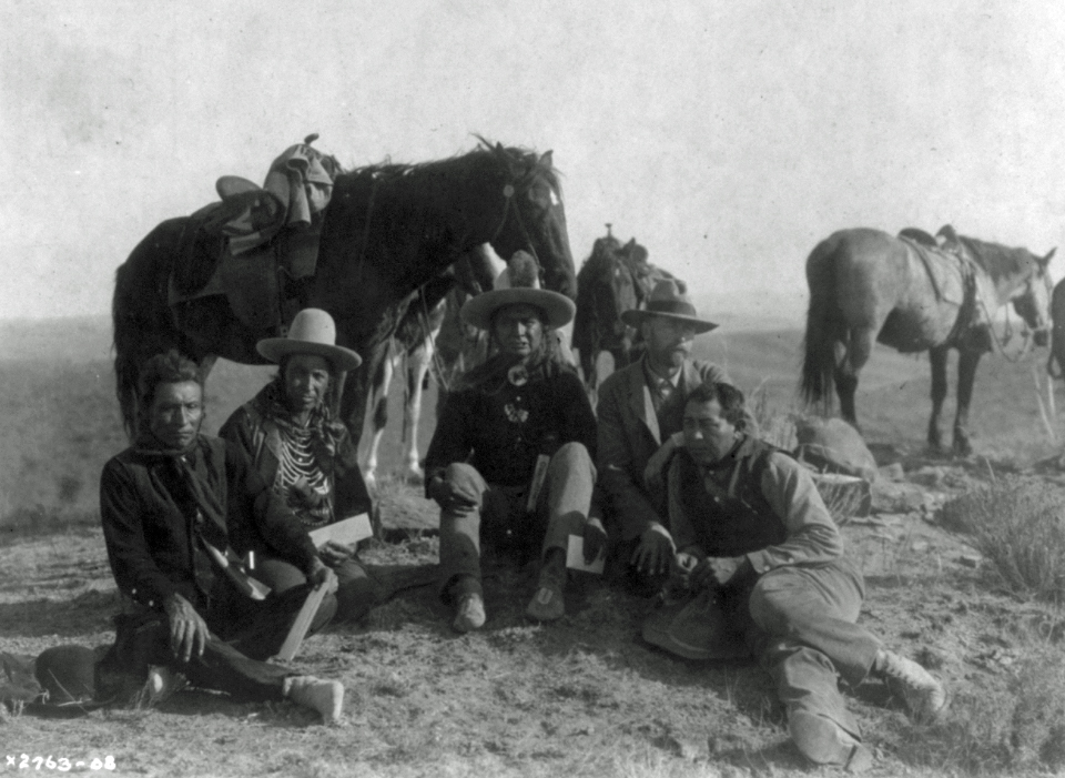 The Battle of Little Bighorn, 25–26 June 1876