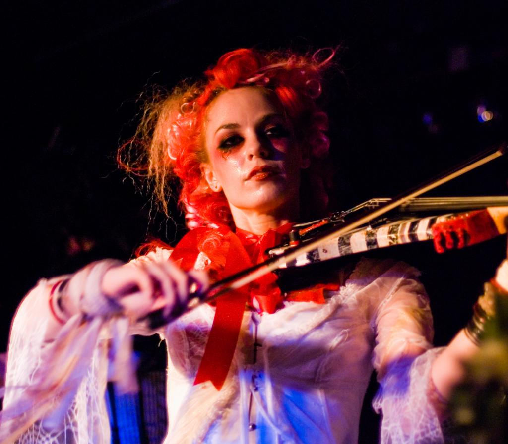 Think, that Emilie autumn live like