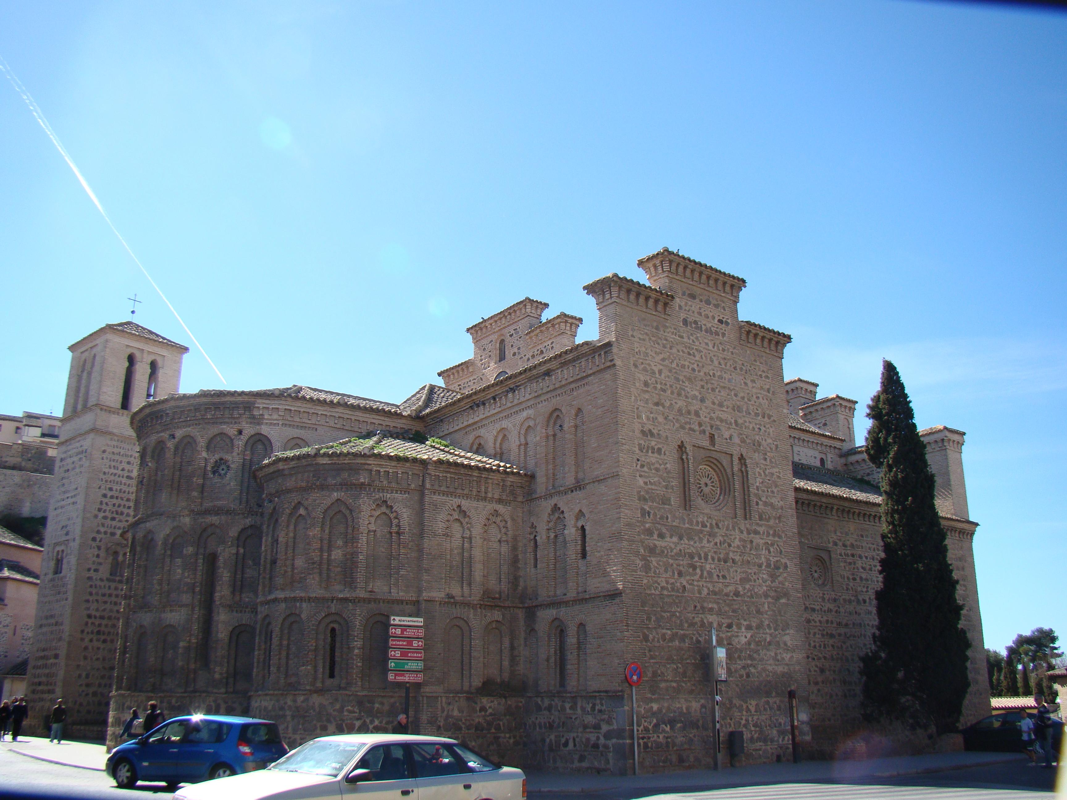 File:España - Toledo - Iglesia de Santiago del Arrabal 002 ...