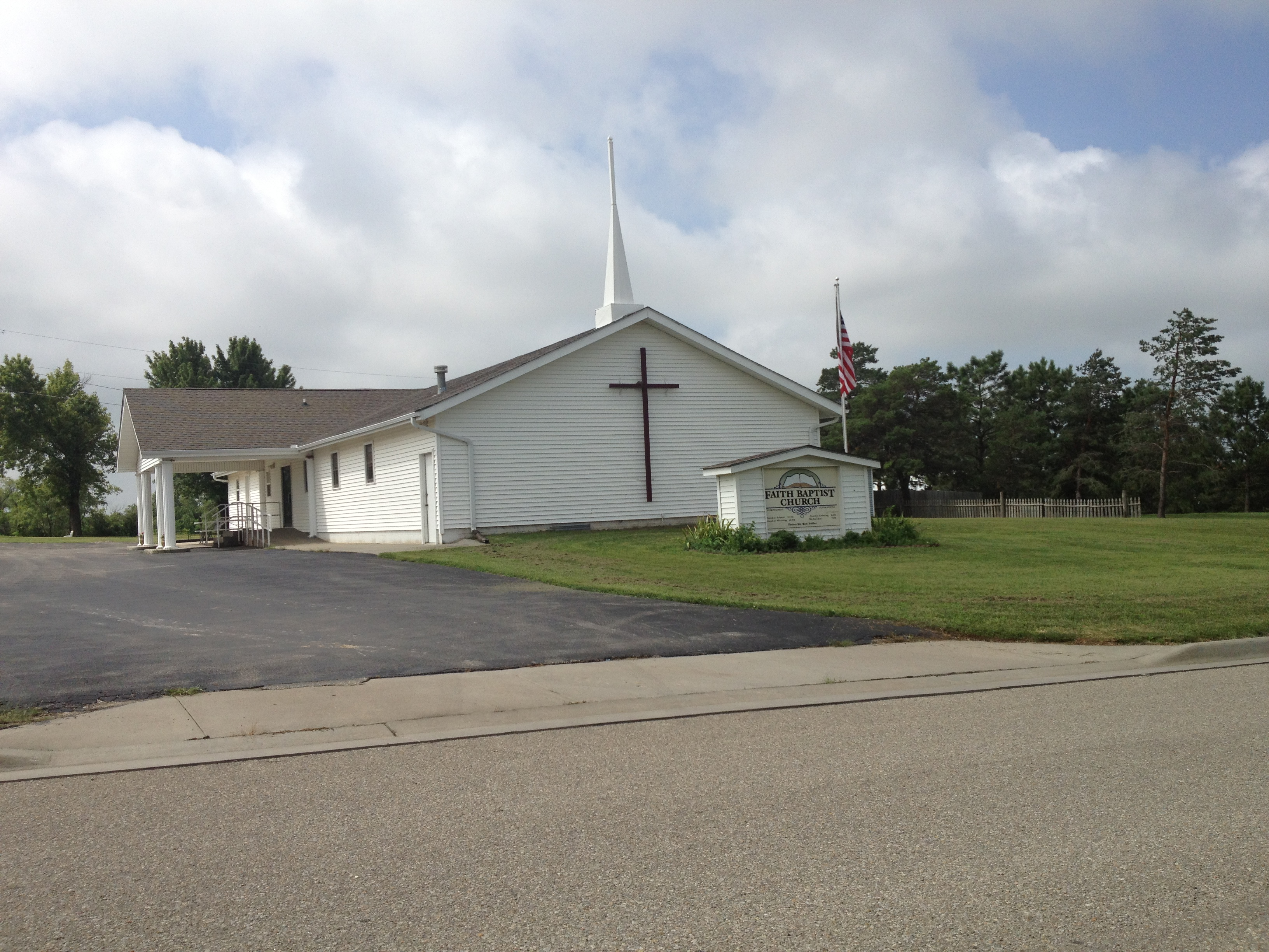 Faith Baptist Church Near Me Food Delivery