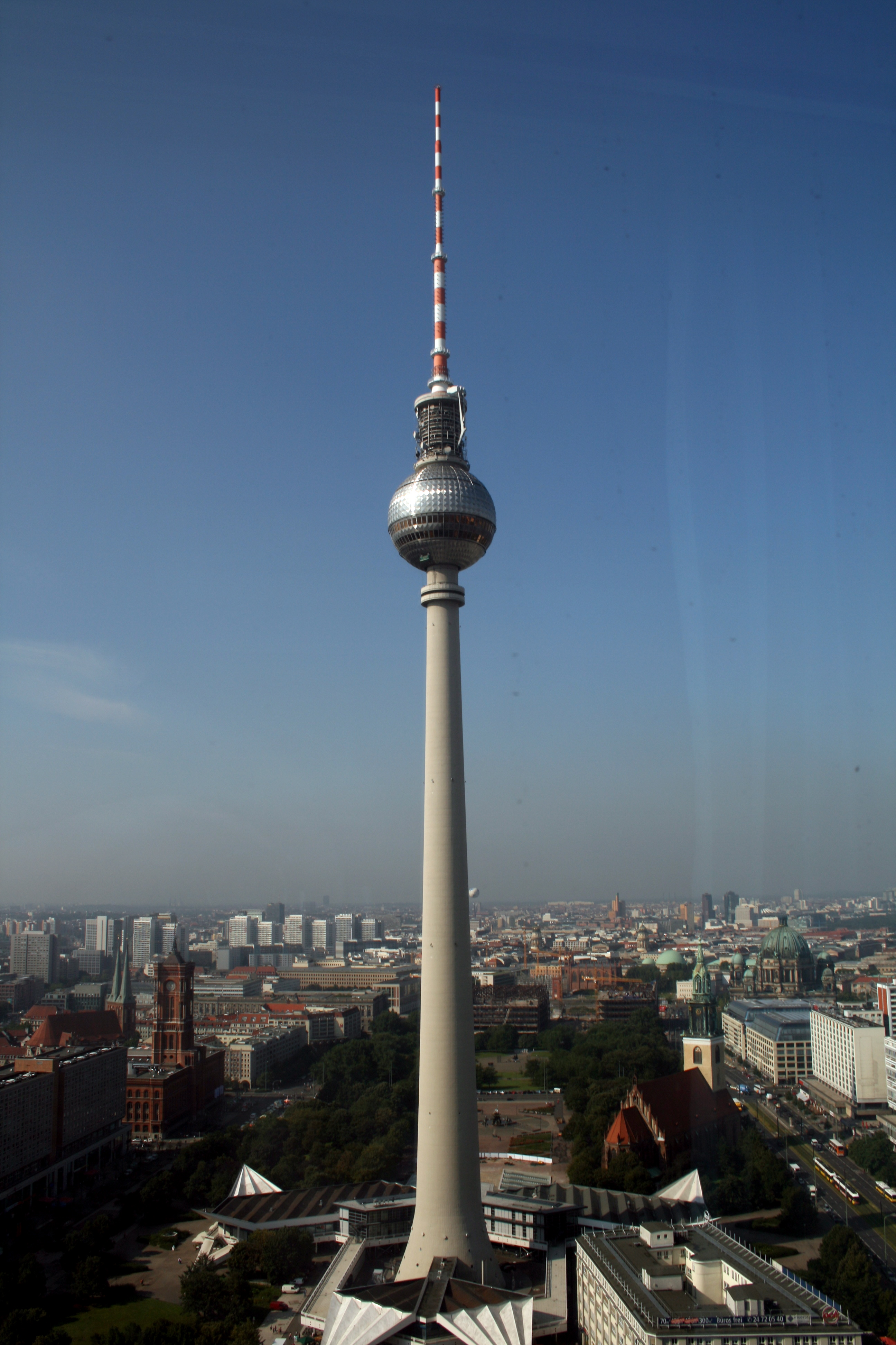 file fernsehturm berlin jpg wikimedia commons. Black Bedroom Furniture Sets. Home Design Ideas