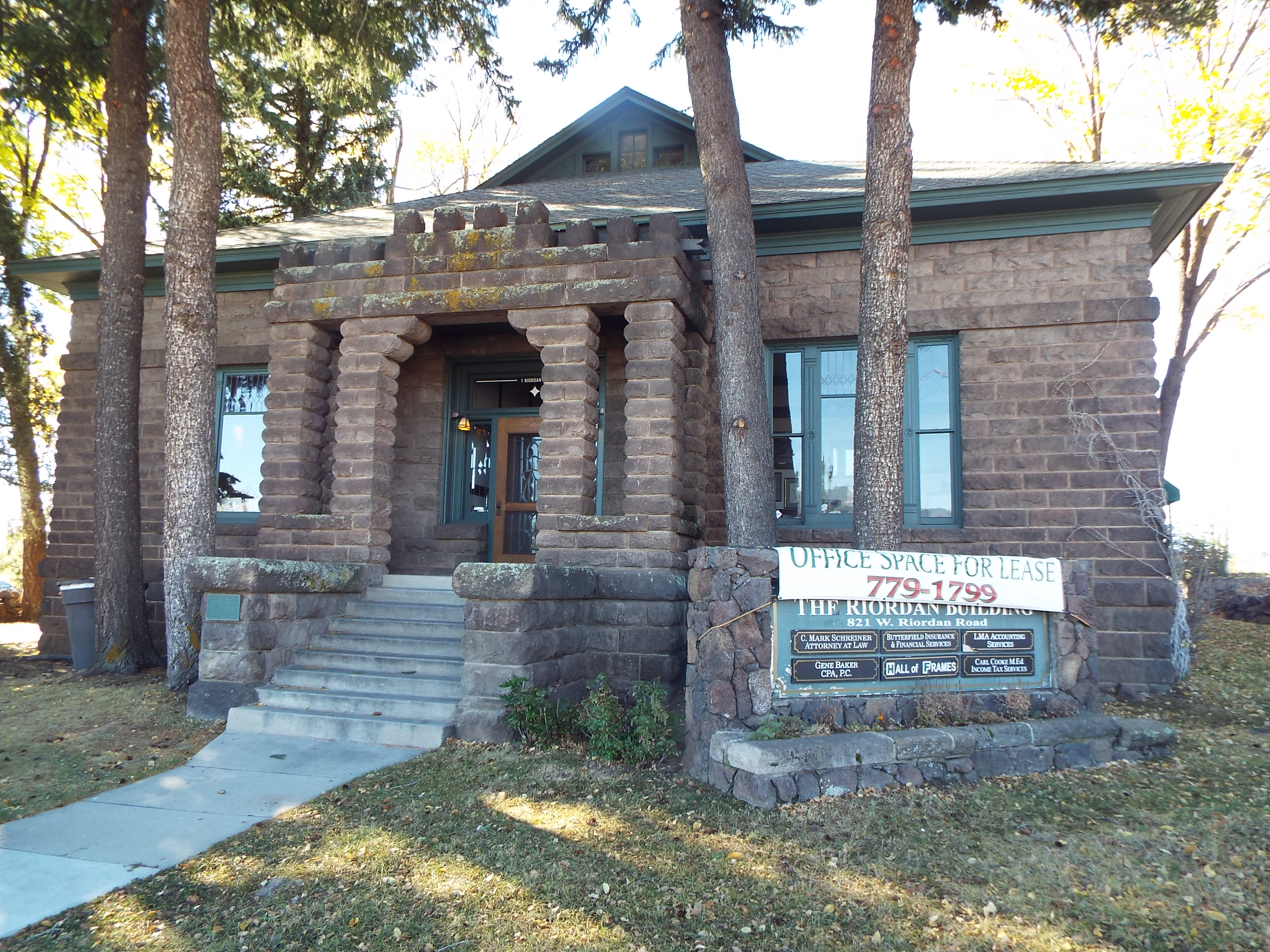 The Arizona Lumber and Timber Company Office