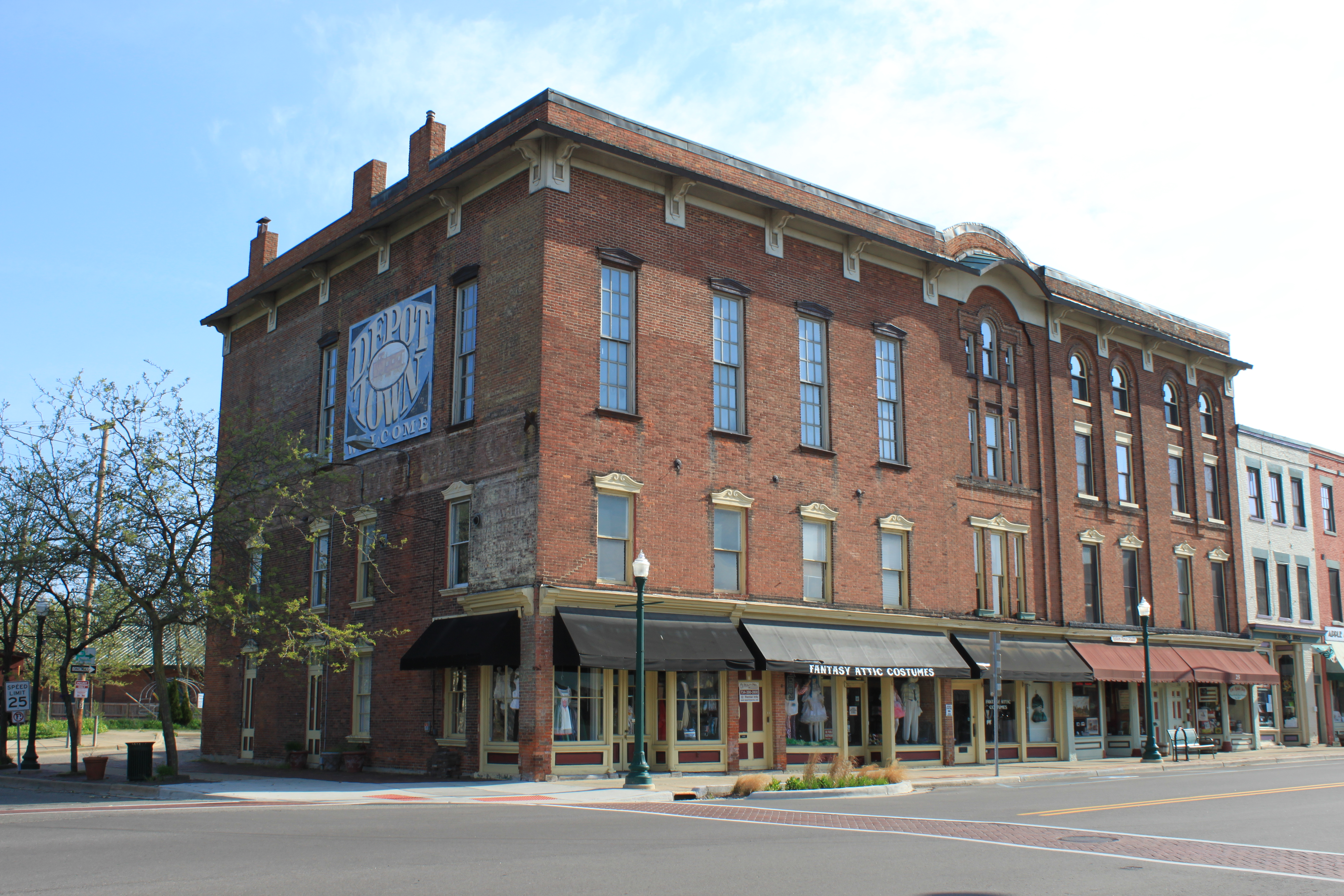 File Follet House Hotel Historic Structure Ypsilanti Michigan Jpg
