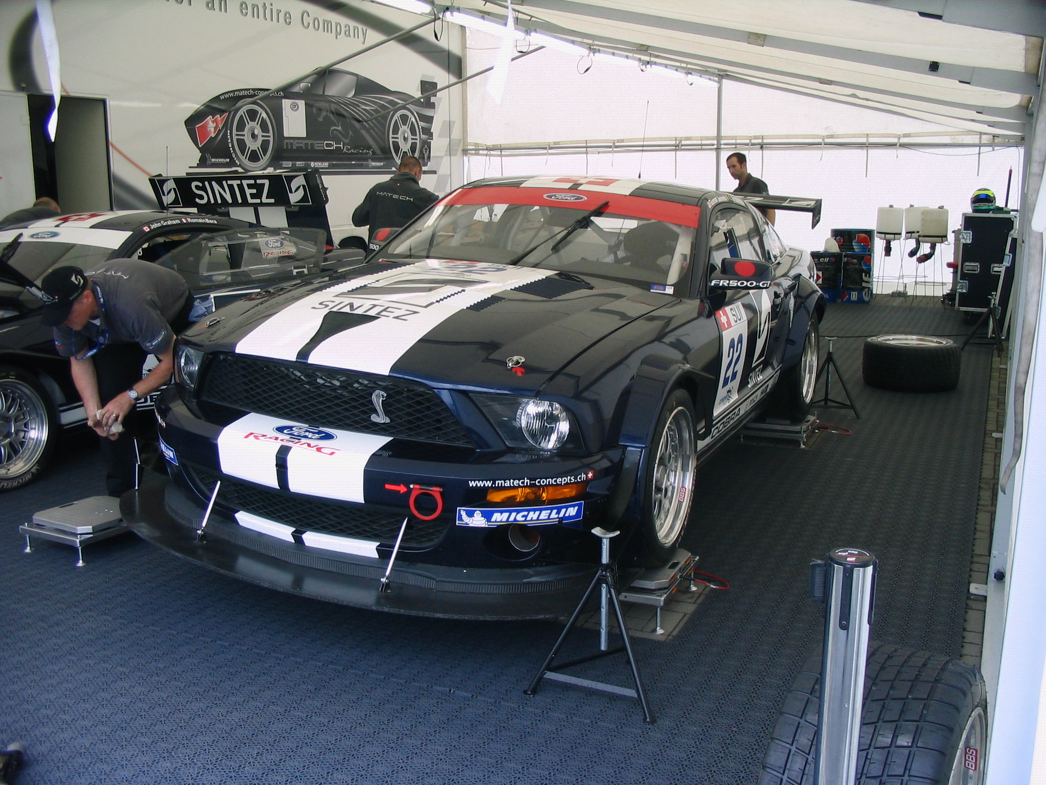 Re shelby wide body kit available