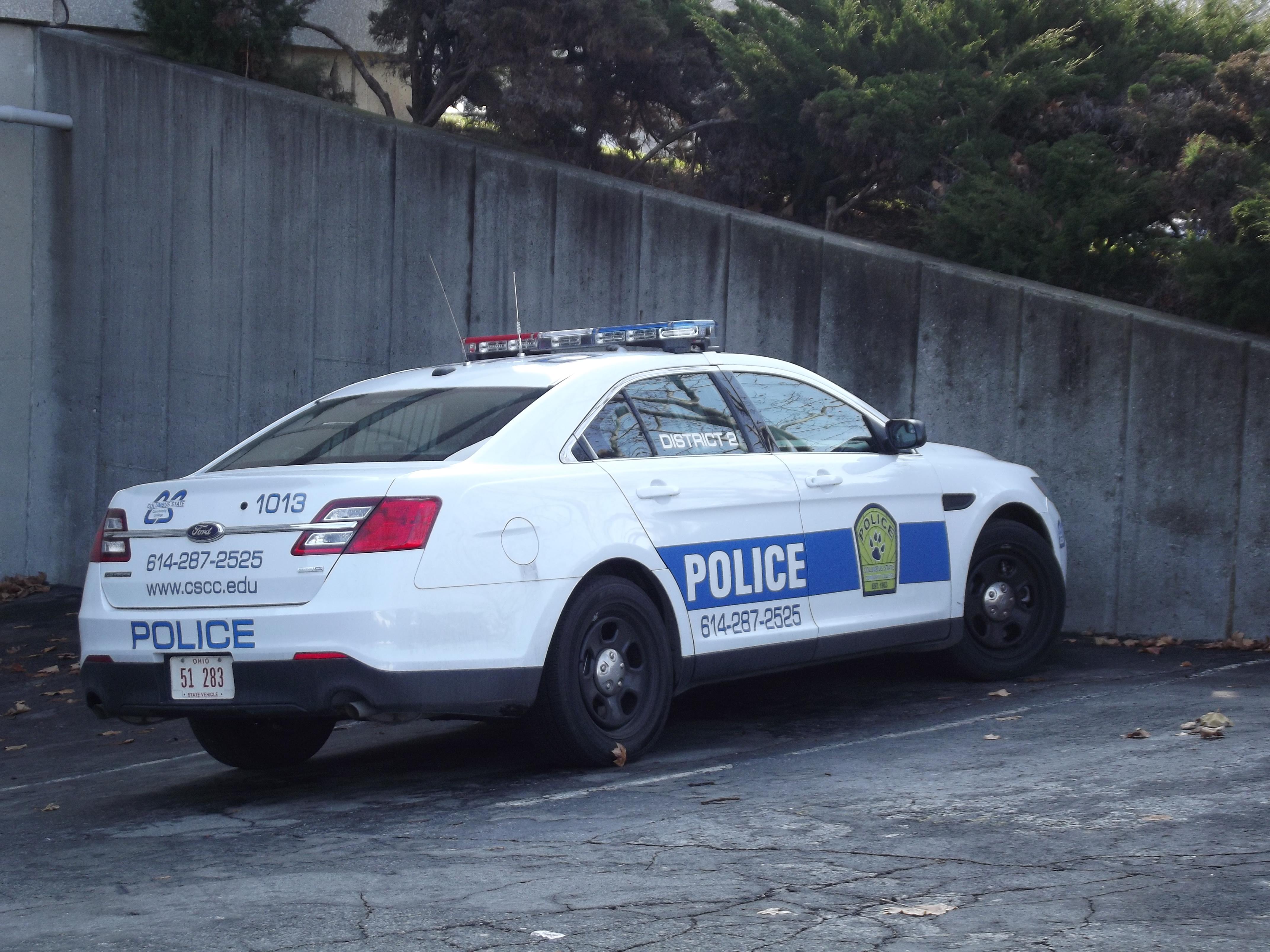 file ford taurus police interceptor cscc police jpg. Black Bedroom Furniture Sets. Home Design Ideas