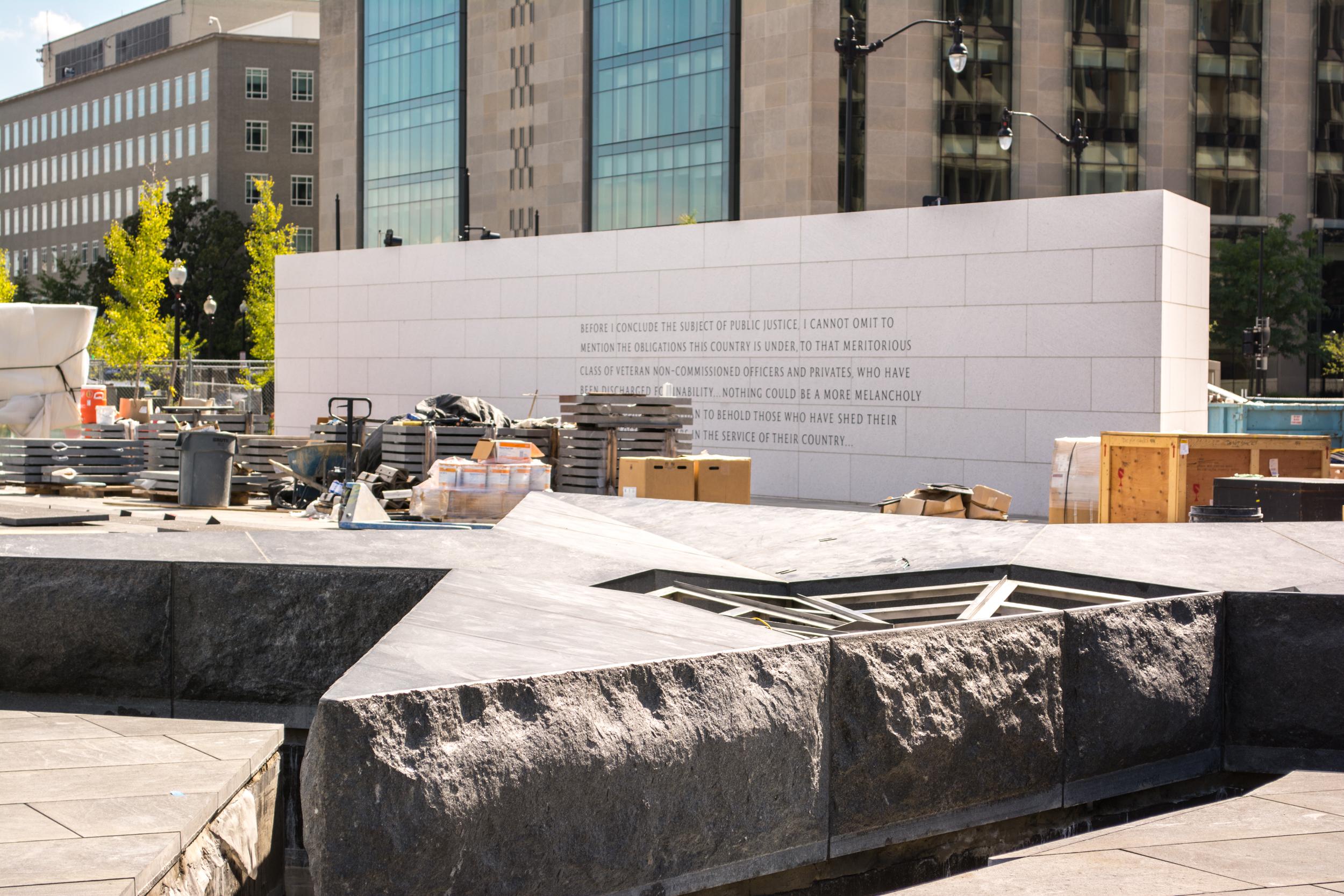 American Veterans Disabled for Life Memorial - Wikipedia