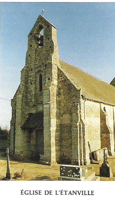 Monument historique à Grandcamp-Maisy