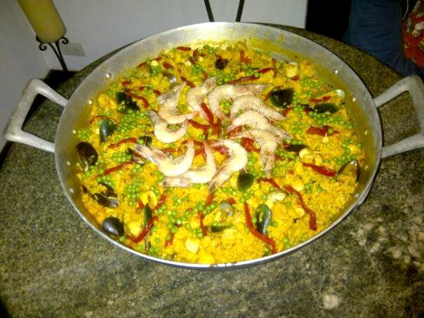 file gastronomia venezolana paella wikimedia commons