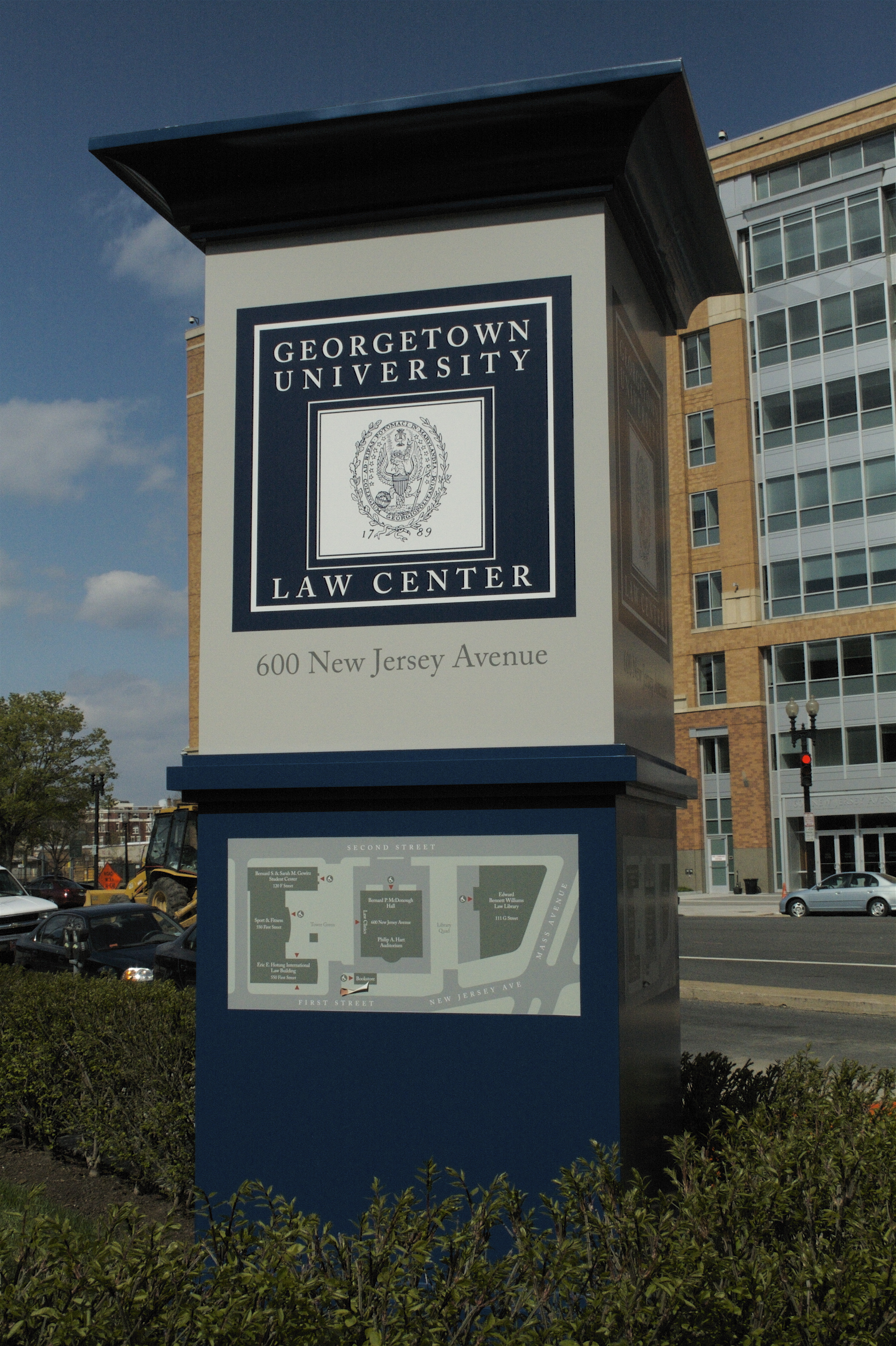 How does Georgetown Law look at applicants from other Jesuit Universities?