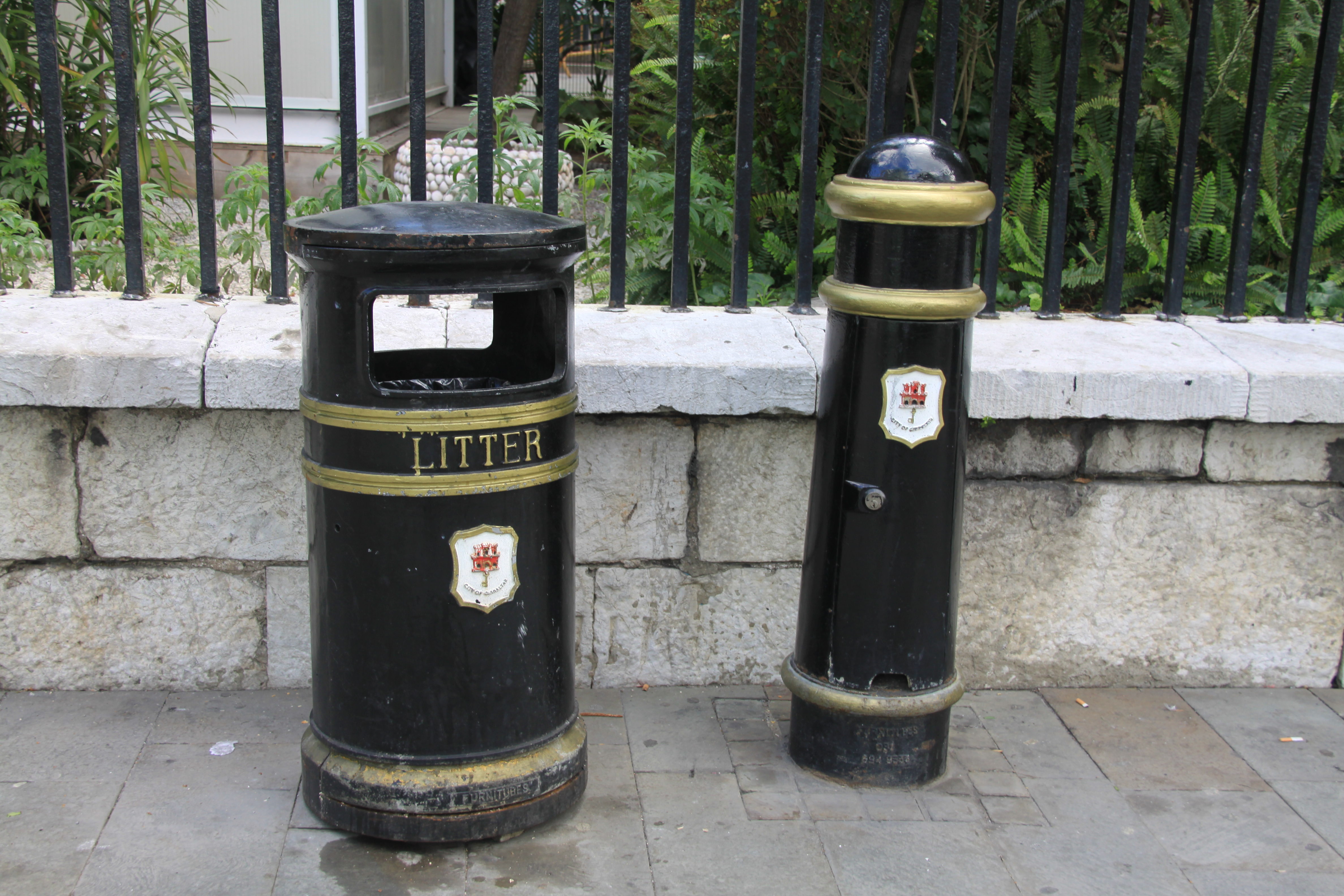 File:Gibraltar Street Furniture 2