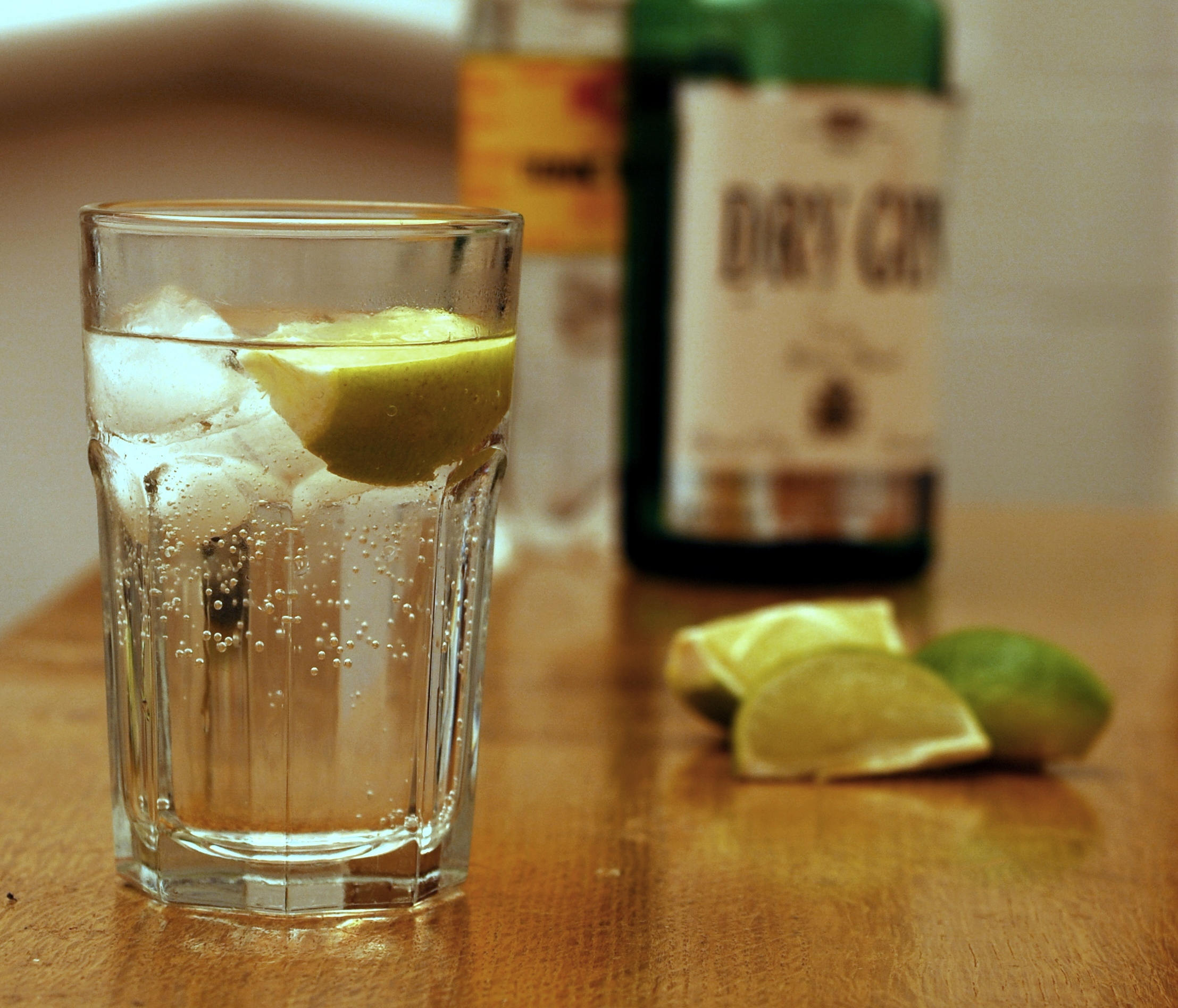 The Gin And Tonic, Aka An Old Reliable Recipes — Dishmaps