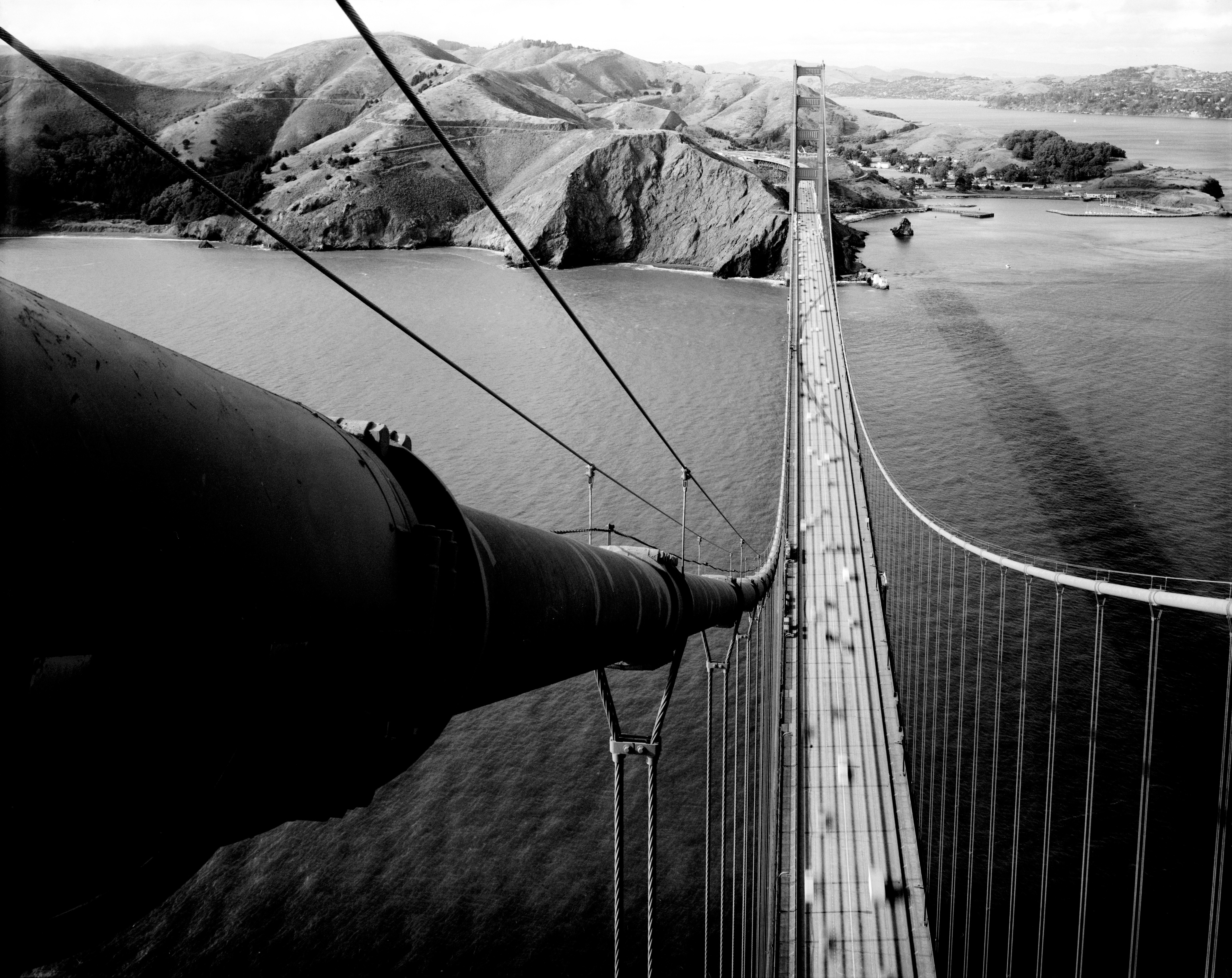 File Golden Gate Bridge View Of Marin Headlands From