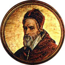 Image du pape Grégoire XIV