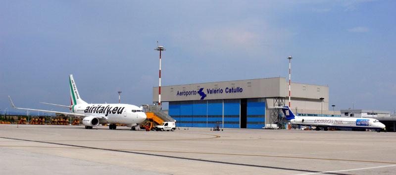 Como sair do aeroporto de Verona