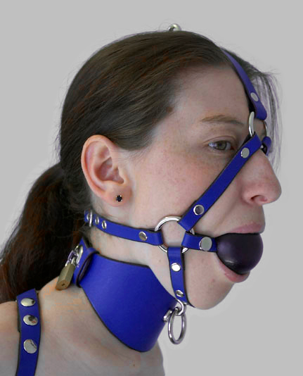 image Dental mouth gag for deepthroat whore