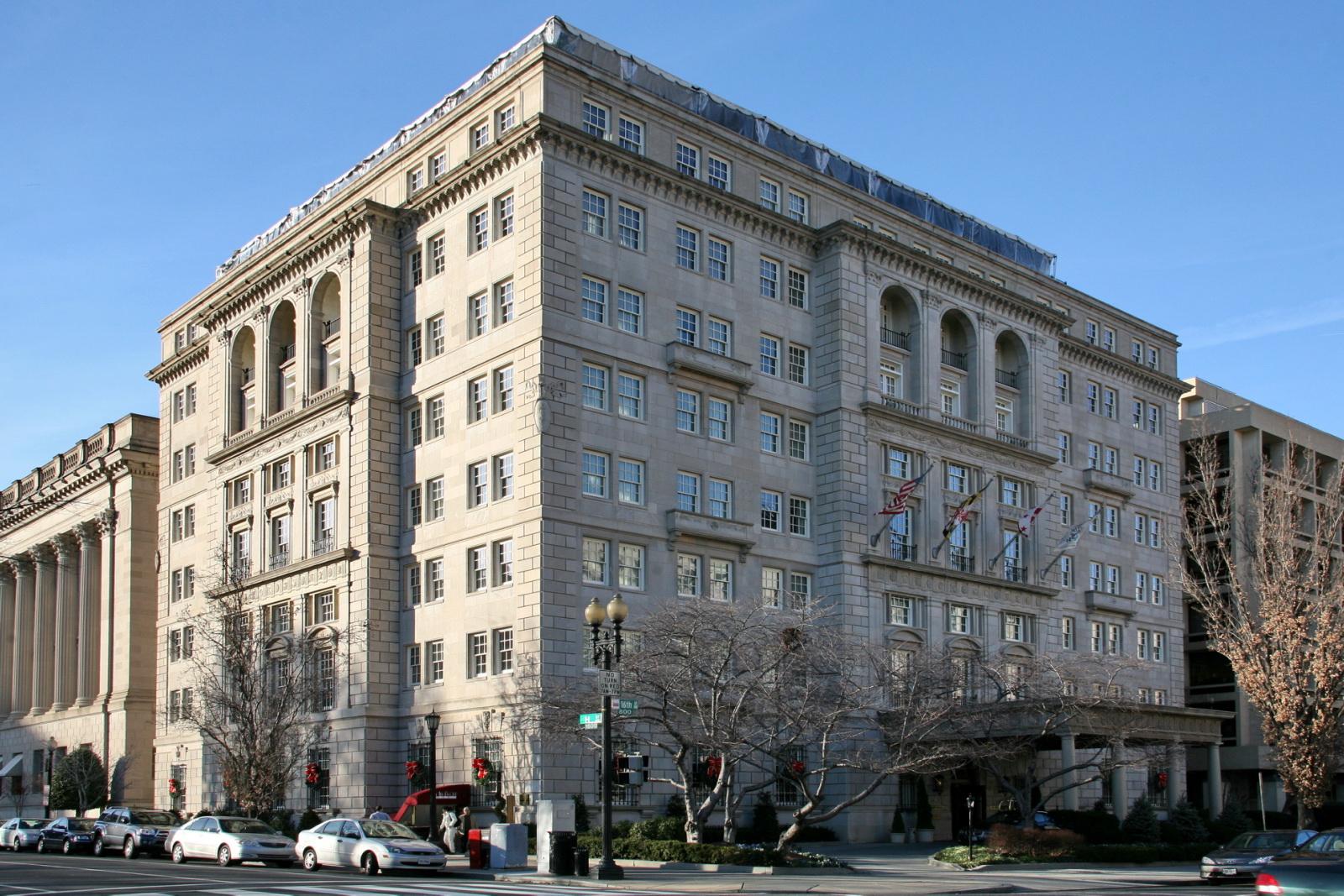 Hay Adams Hotel Deals