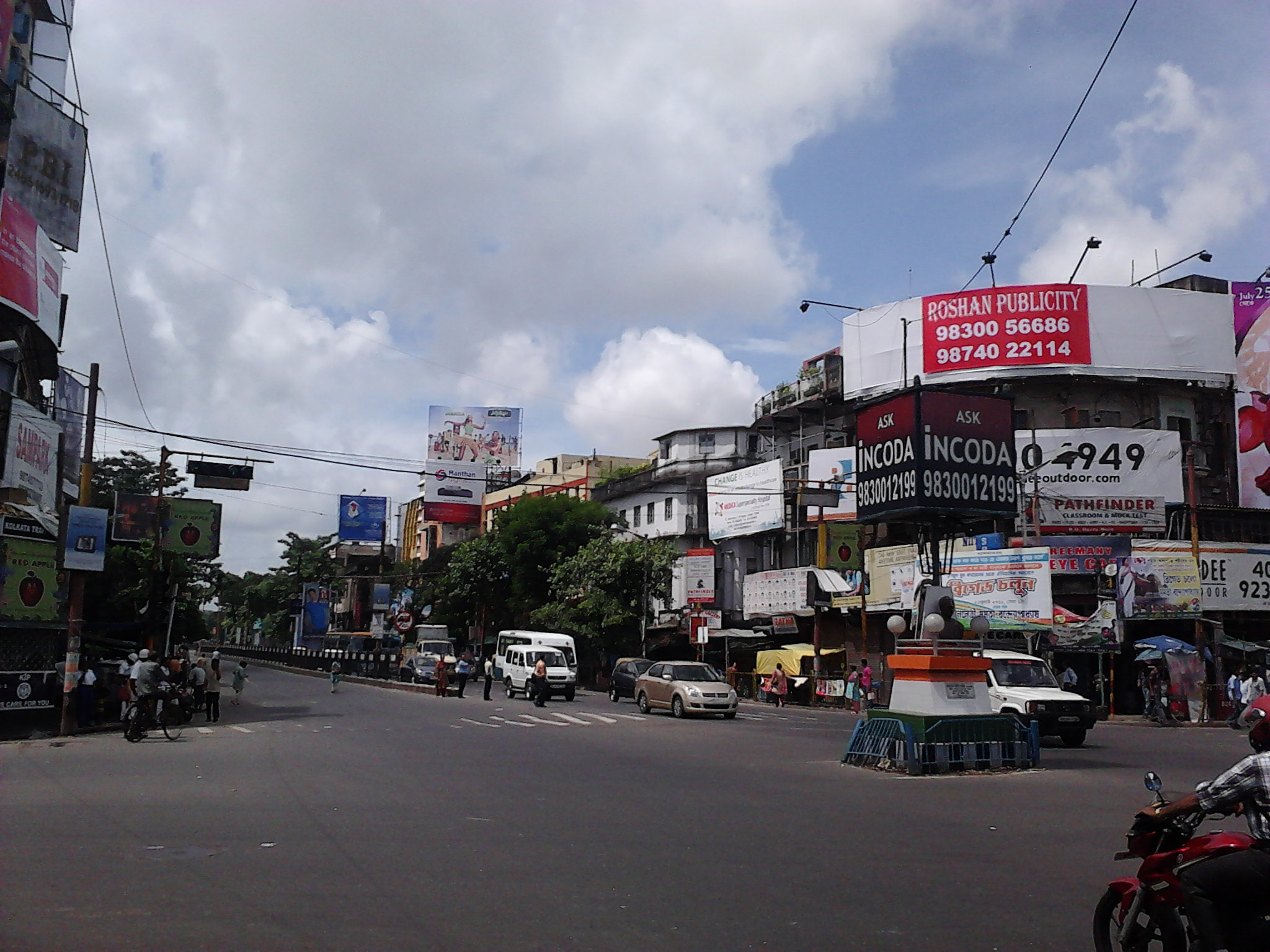 File:Hazra Crossing - Kolkata 2011-07-14 00396.jpg - Wikimedia Commons
