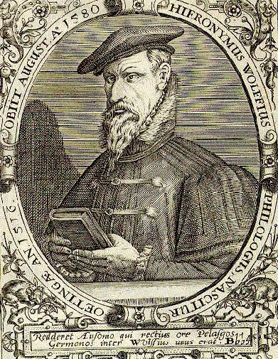 Hieronymus Wolf