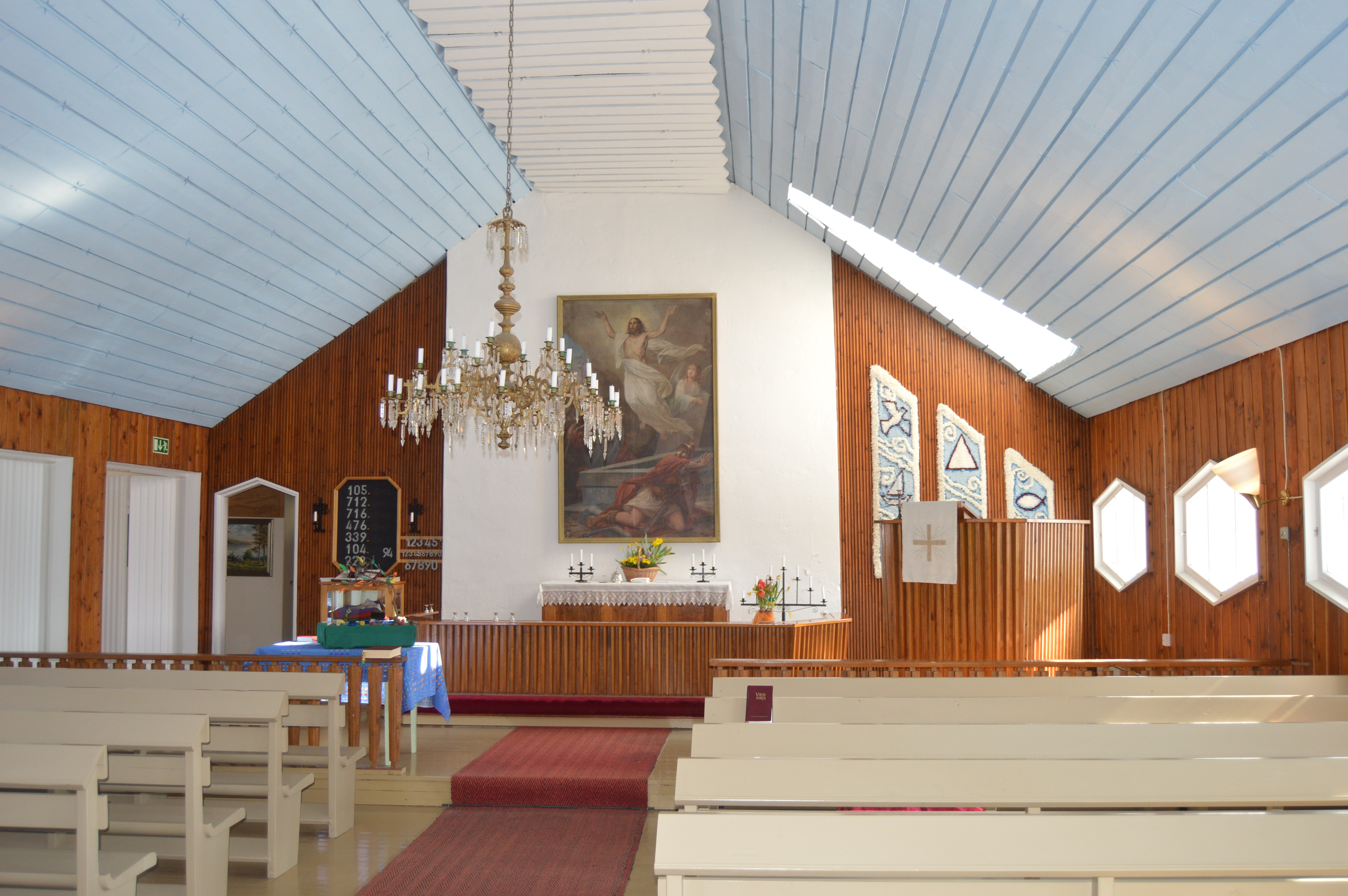 tuupovaaran kirkko