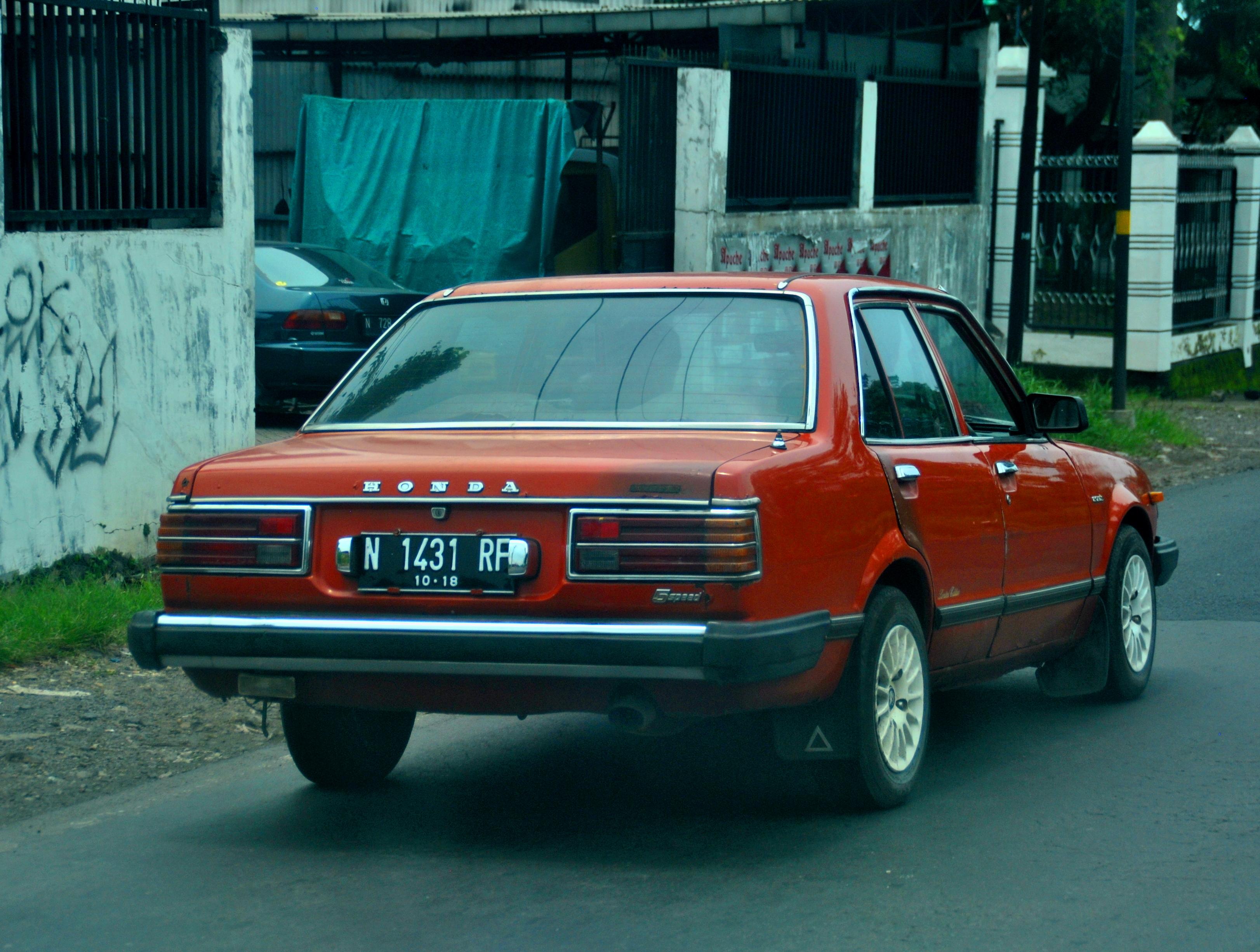 File Honda Accord 1 6 First Generation Pandaan Jpg
