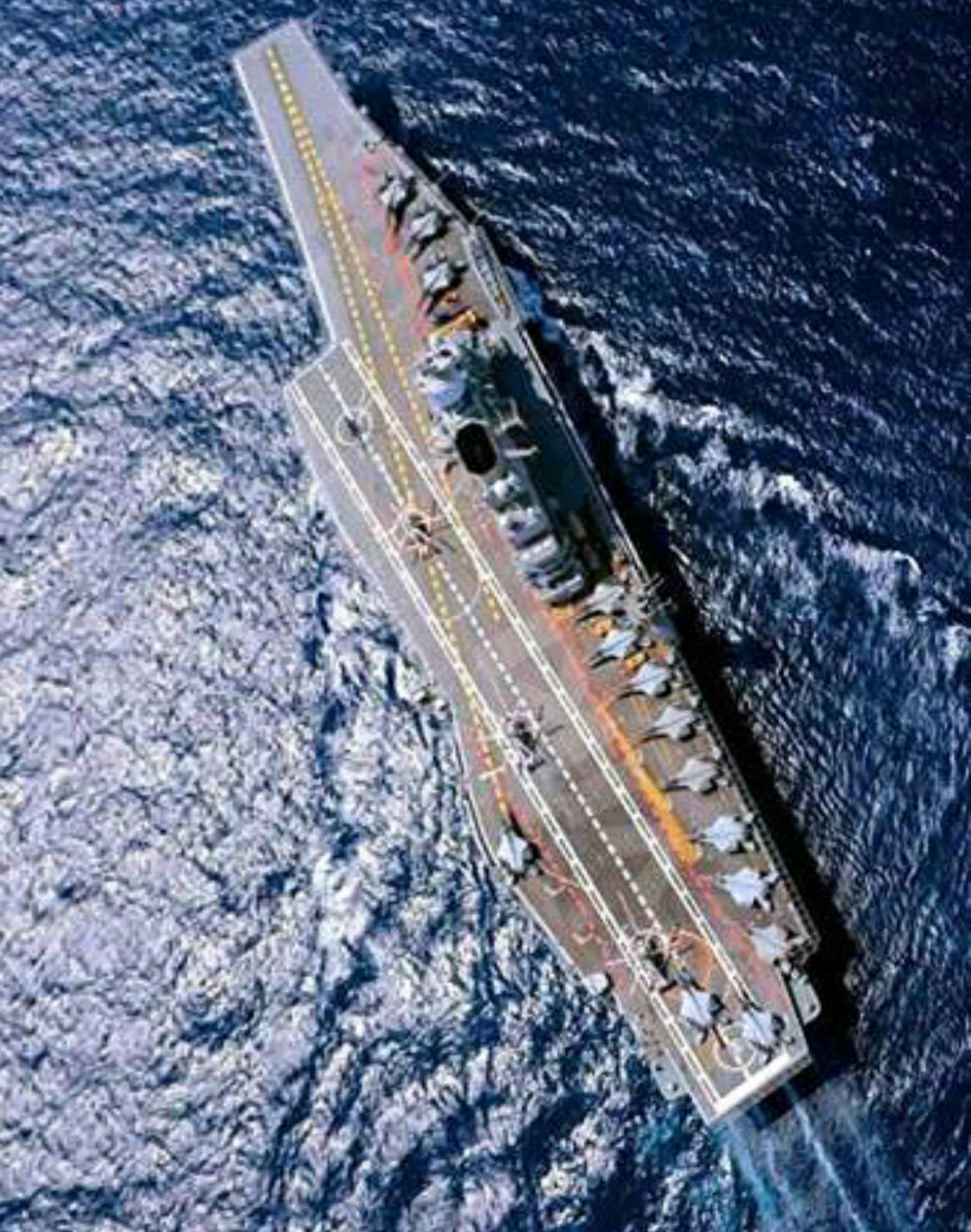 Future Russian Aircraft Carriers and Deck Aviation. #3 - Page 27 INS_Vikramaditya1