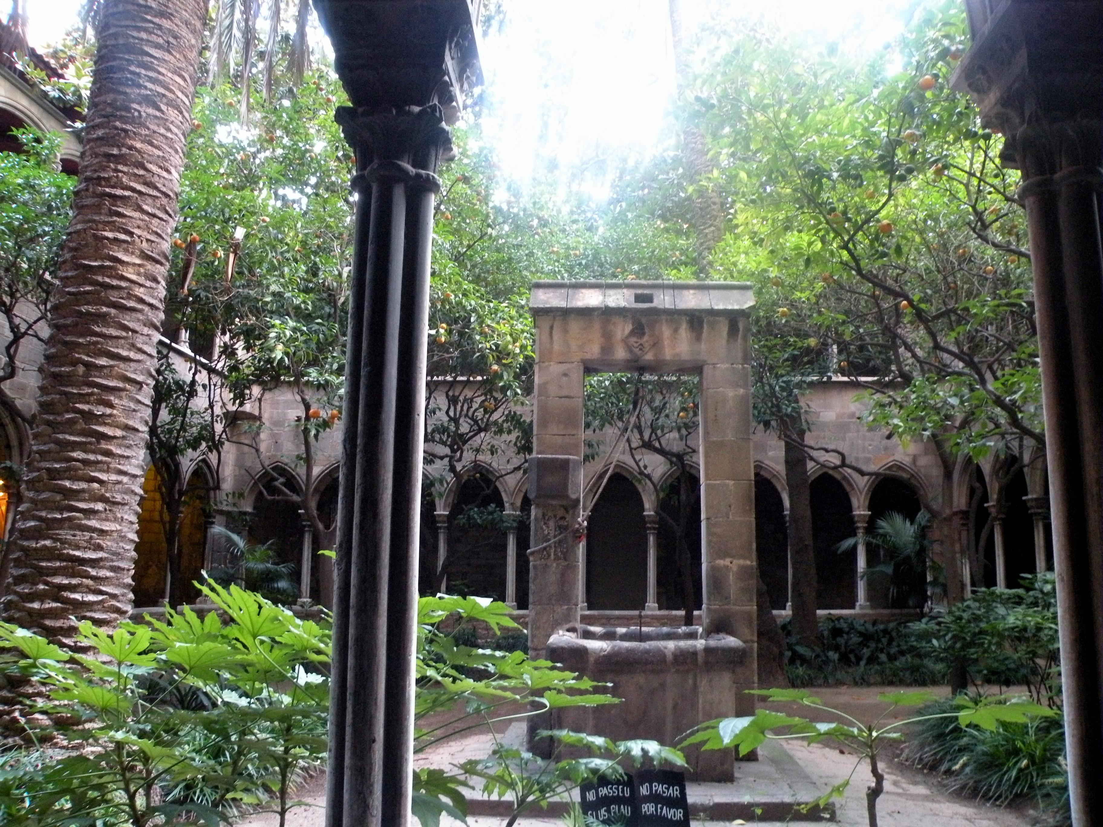 Fotos de monasterio de montserrat 12