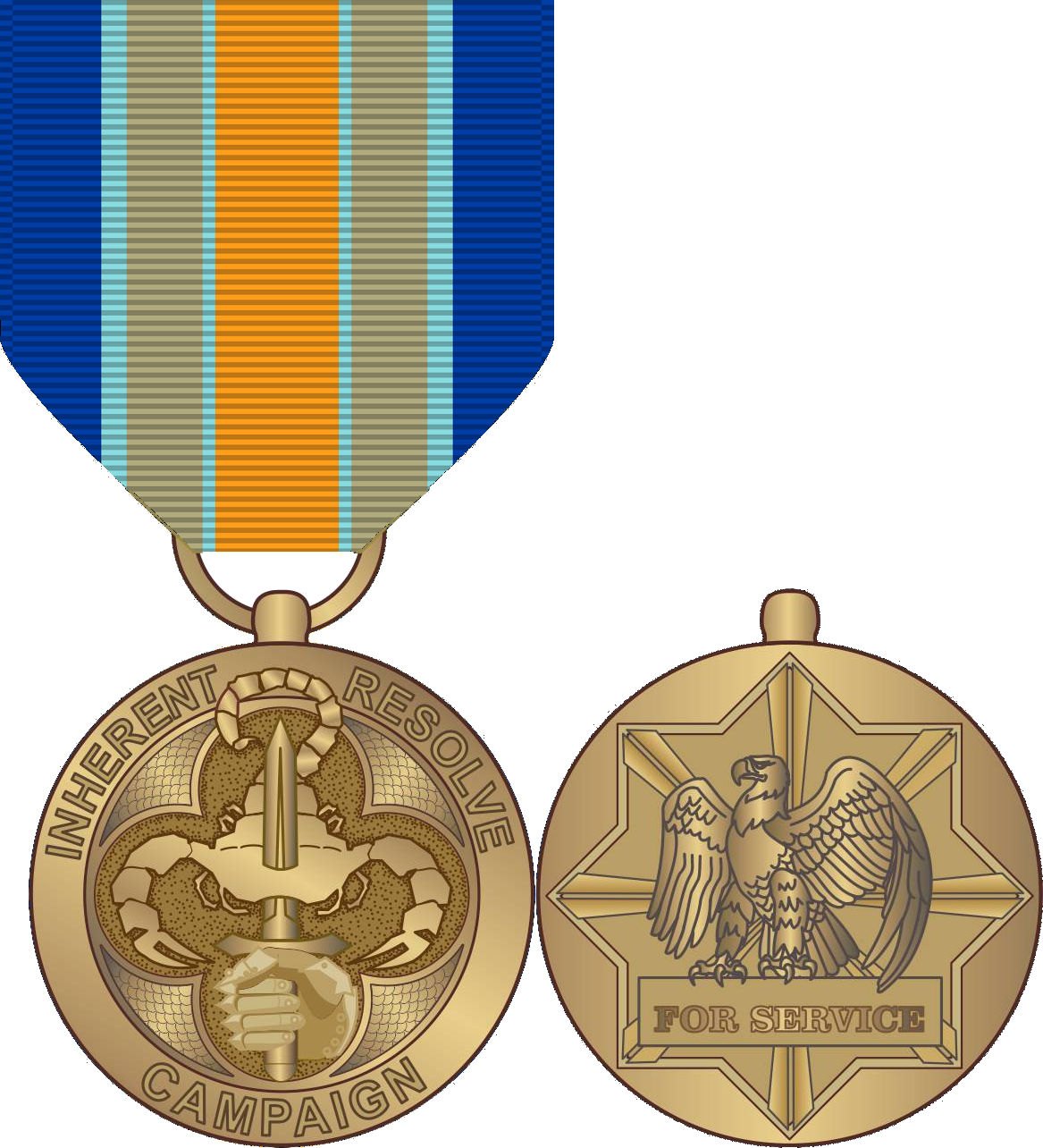 Inherent Resolve Campaign Medal - Wikipedia