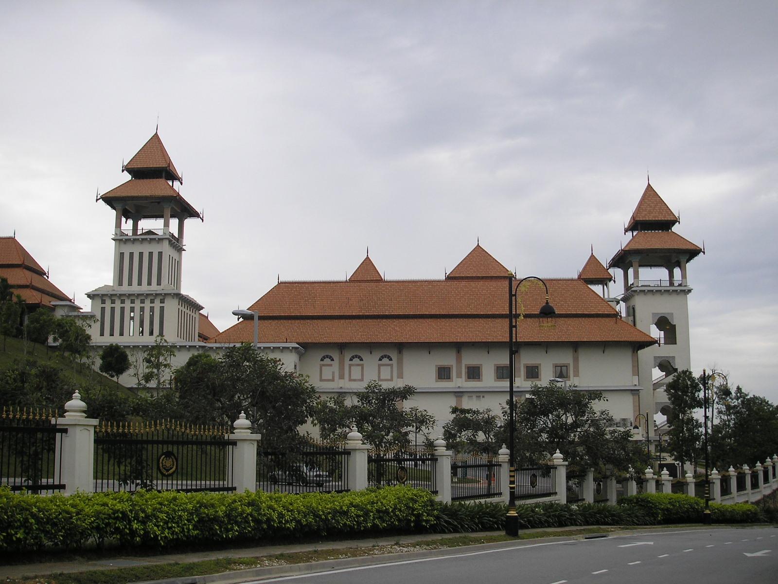 Istana Melawati Putrajaya Dec