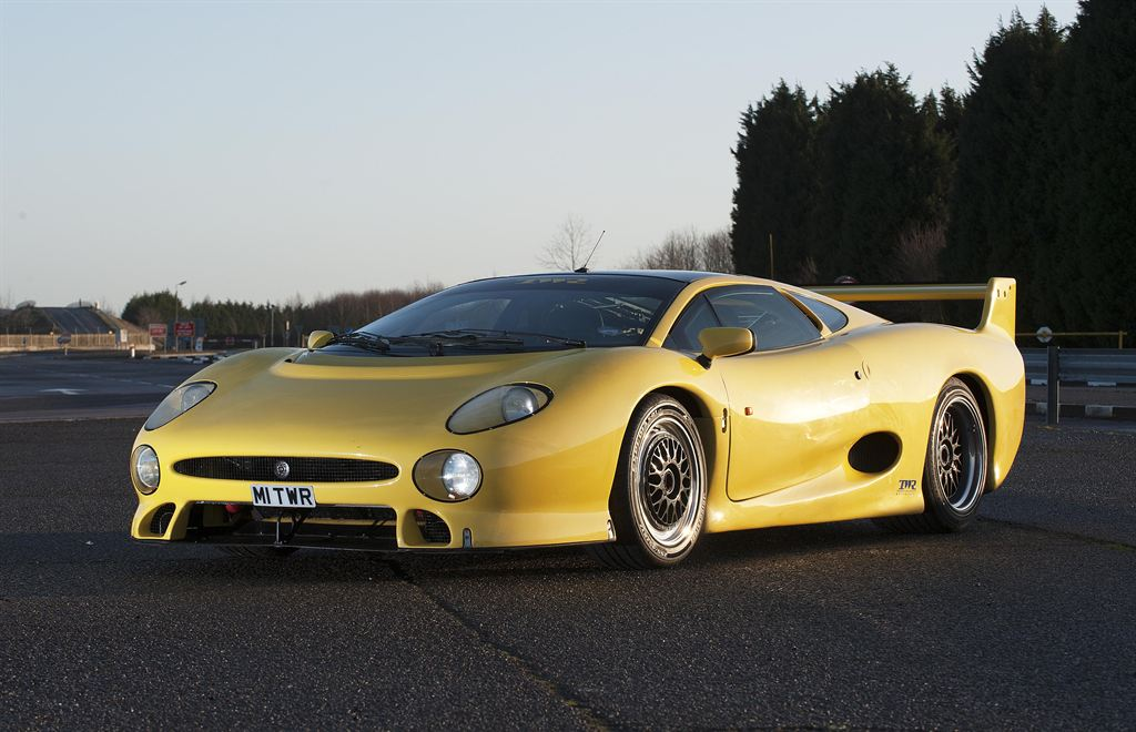 Image result for 1993 jaguar xj220s