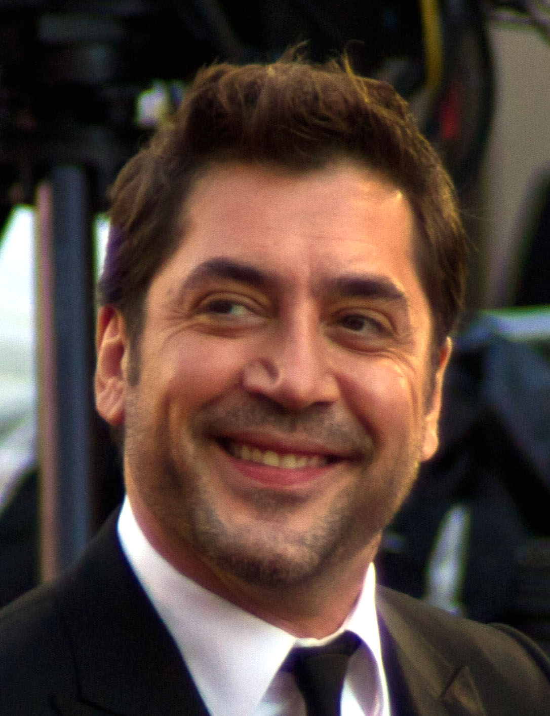 Javier Bardem Größe
