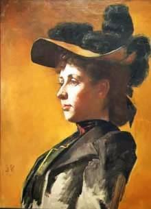 Jenny Eakin Delony American painter
