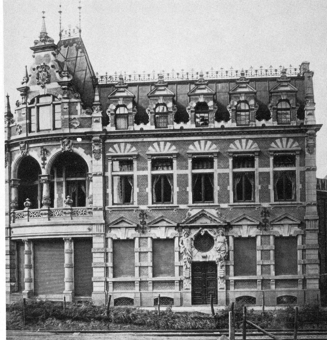 file k ln luxemburger stra e 34 erbaut 1886 bis 1887 von. Black Bedroom Furniture Sets. Home Design Ideas