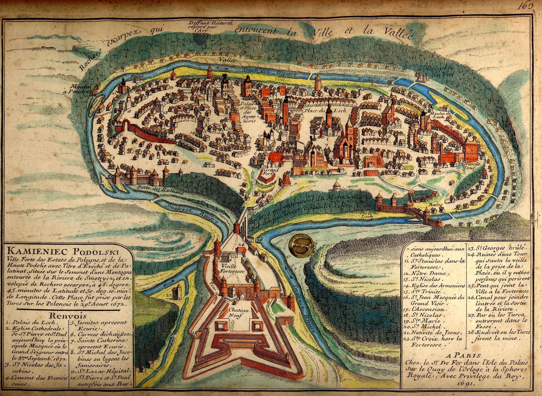 File:Kamianets-Podilskyi map 1691.jpg
