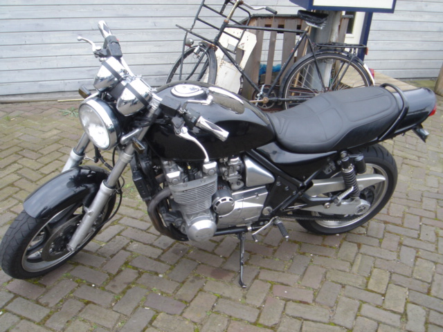 Kawasaki Zephyr  Cafe Racer Umbau Kosten