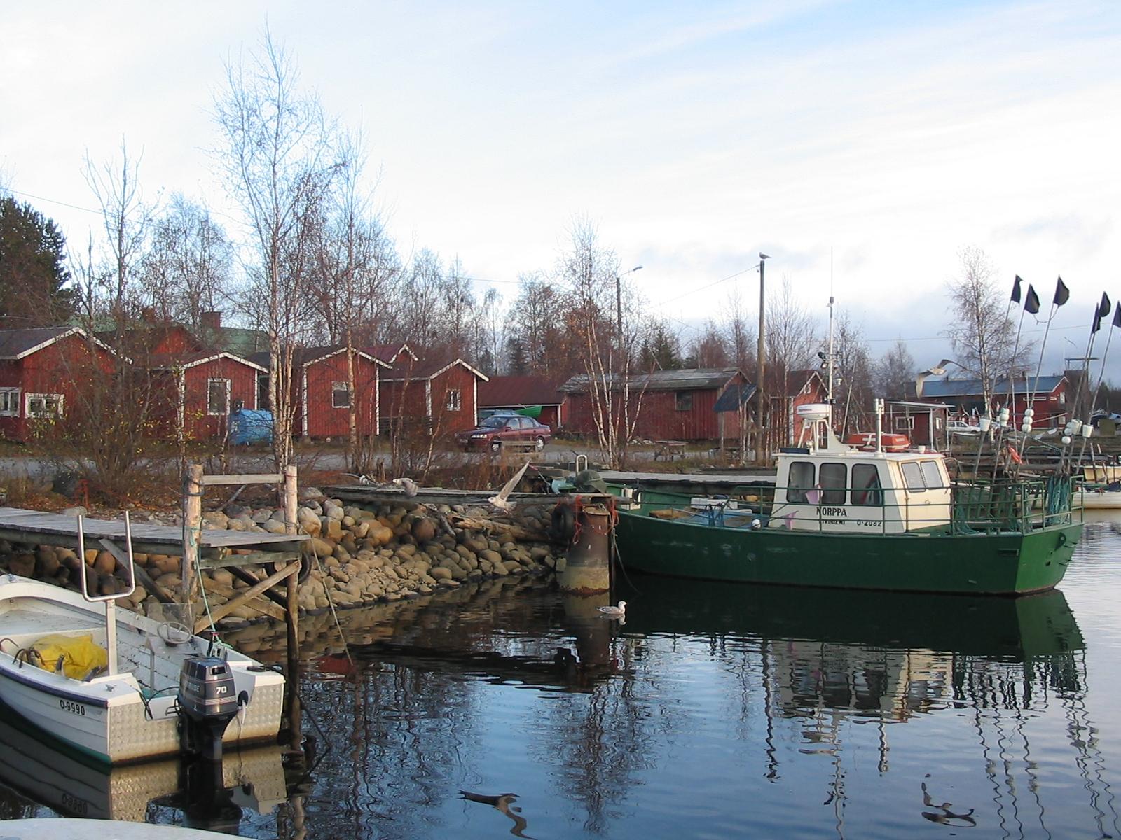 Filekiviniemi Fishing Villagejpg Wikimedia Commons